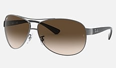 Ray-Ban RB3386 004/13 67-13 RB3386 ガンメタル Active