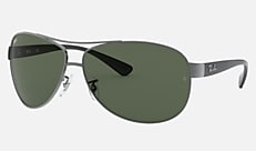 Ray-Ban RB3386 004/71 67-13 RB3386 ガンメタル Active