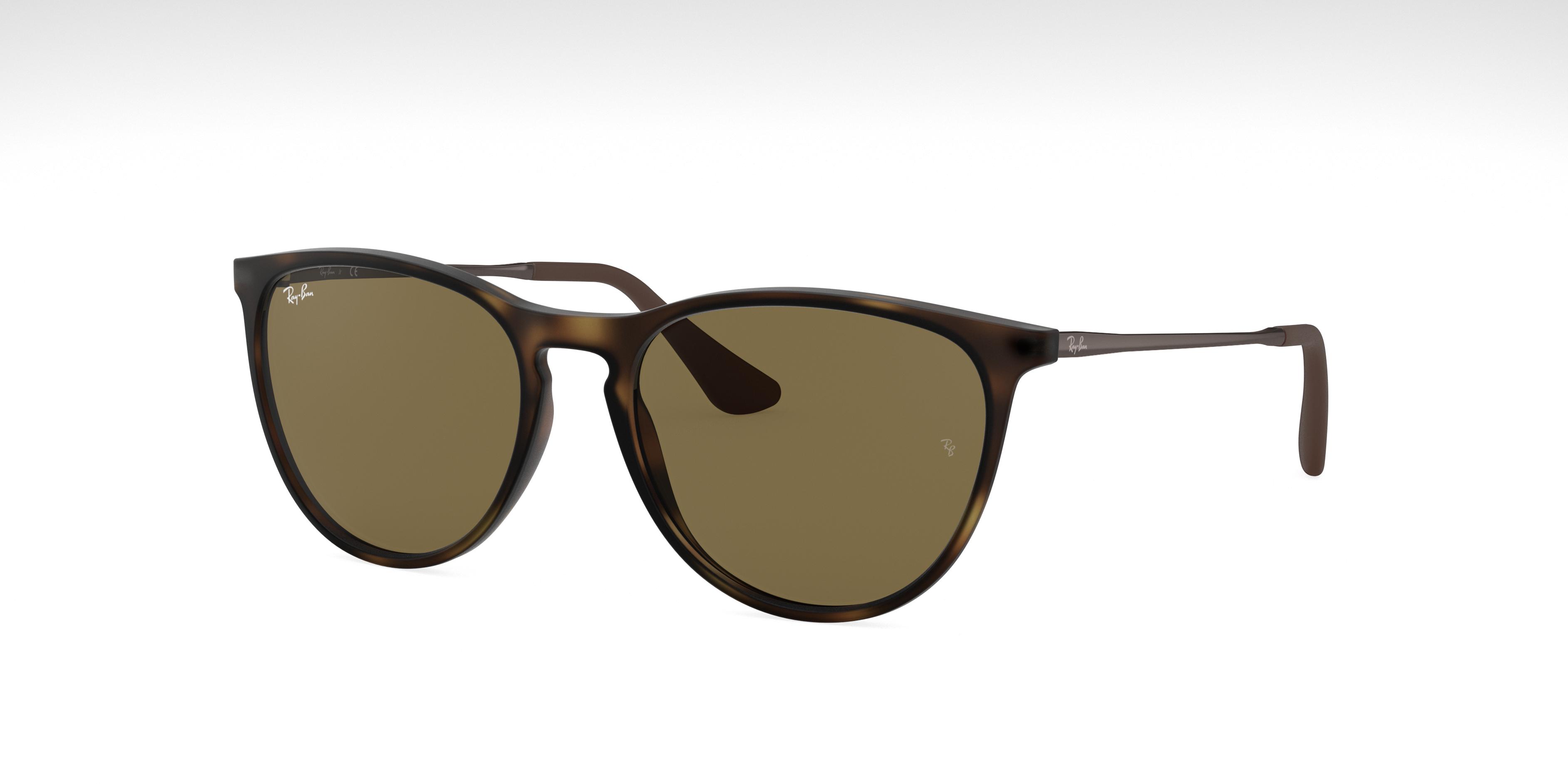 Ray-Ban Izzy Gunmetal, Brown Lenses - RJ9060S