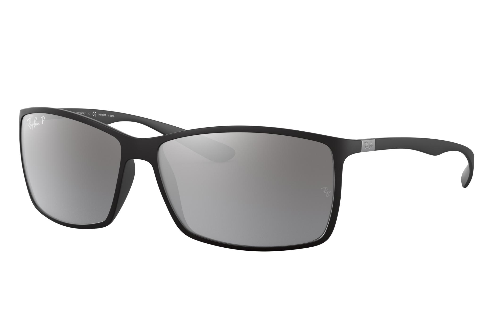 Ray-Ban Rb4179 Black, Polarized Gray Lenses - RB4179