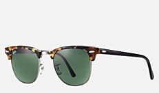 Ray-Ban RB3016 1157 49-21 CLUBMASTER CLASSIC ポリッシュド 新作サングラス