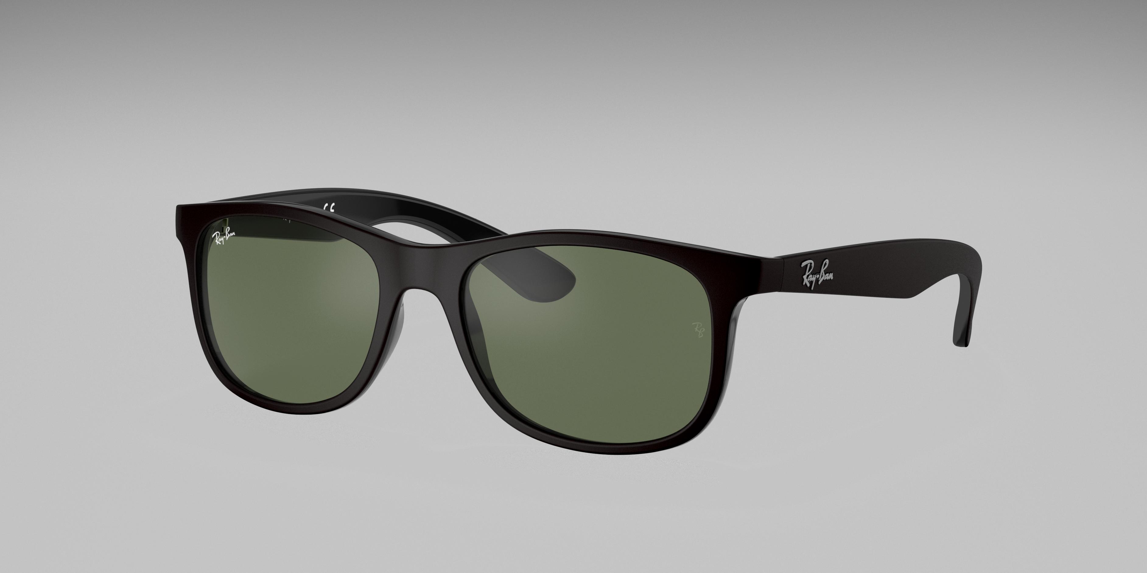 Ray-Ban Rj9062s Black, Green Lenses - RJ9062S