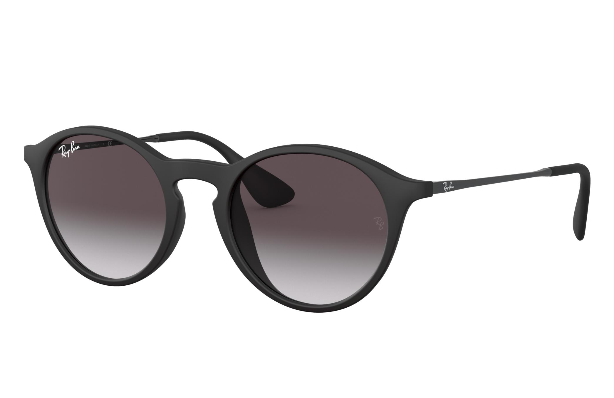 Ray-Ban Rb4243 Black, Gray Lenses - RB4243