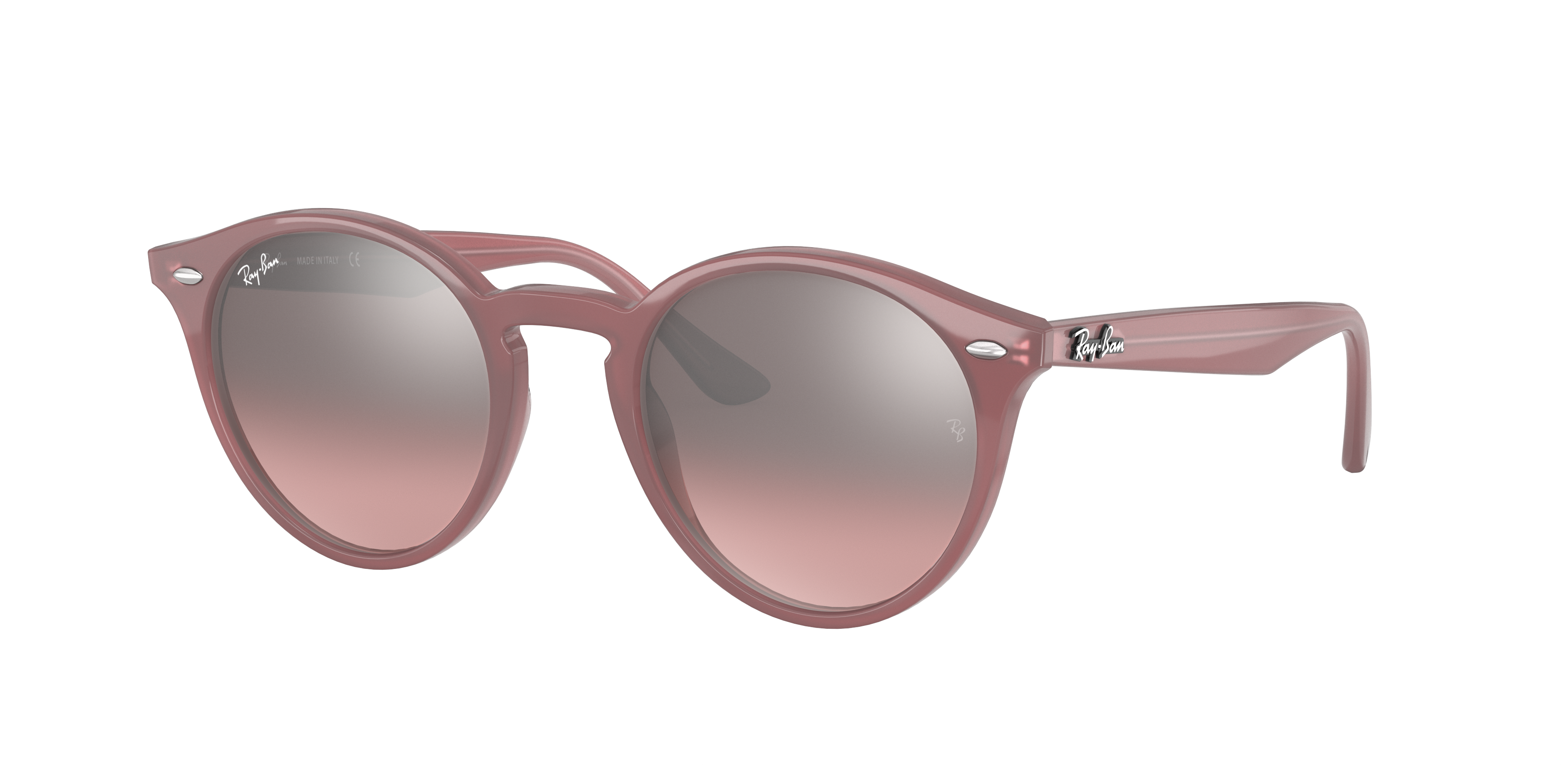 Ray-Ban Rb2180 Pink, Pink Lenses - RB2180