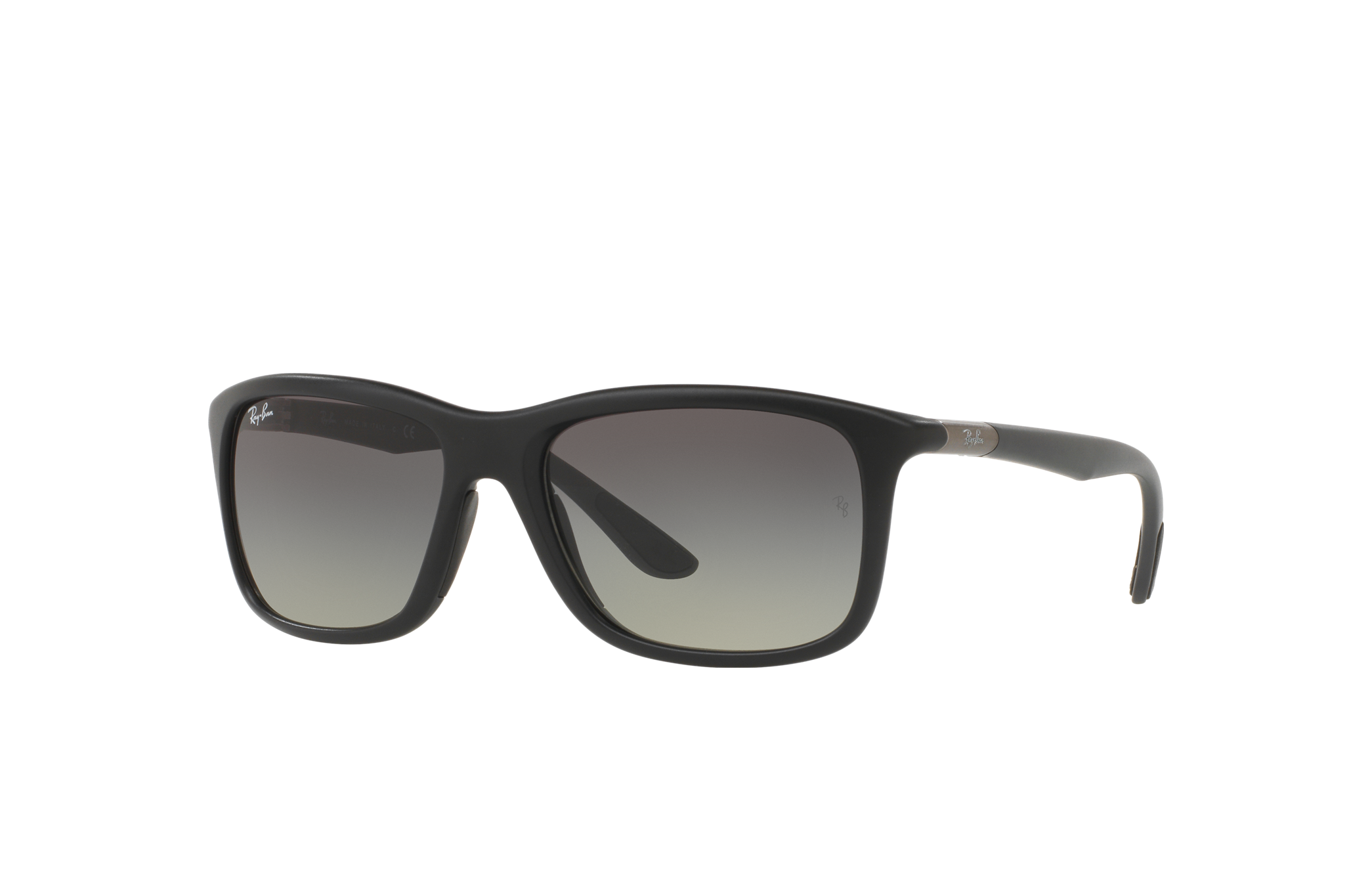 Ray-Ban Rb8352 Grey, Gray Lenses - RB8352