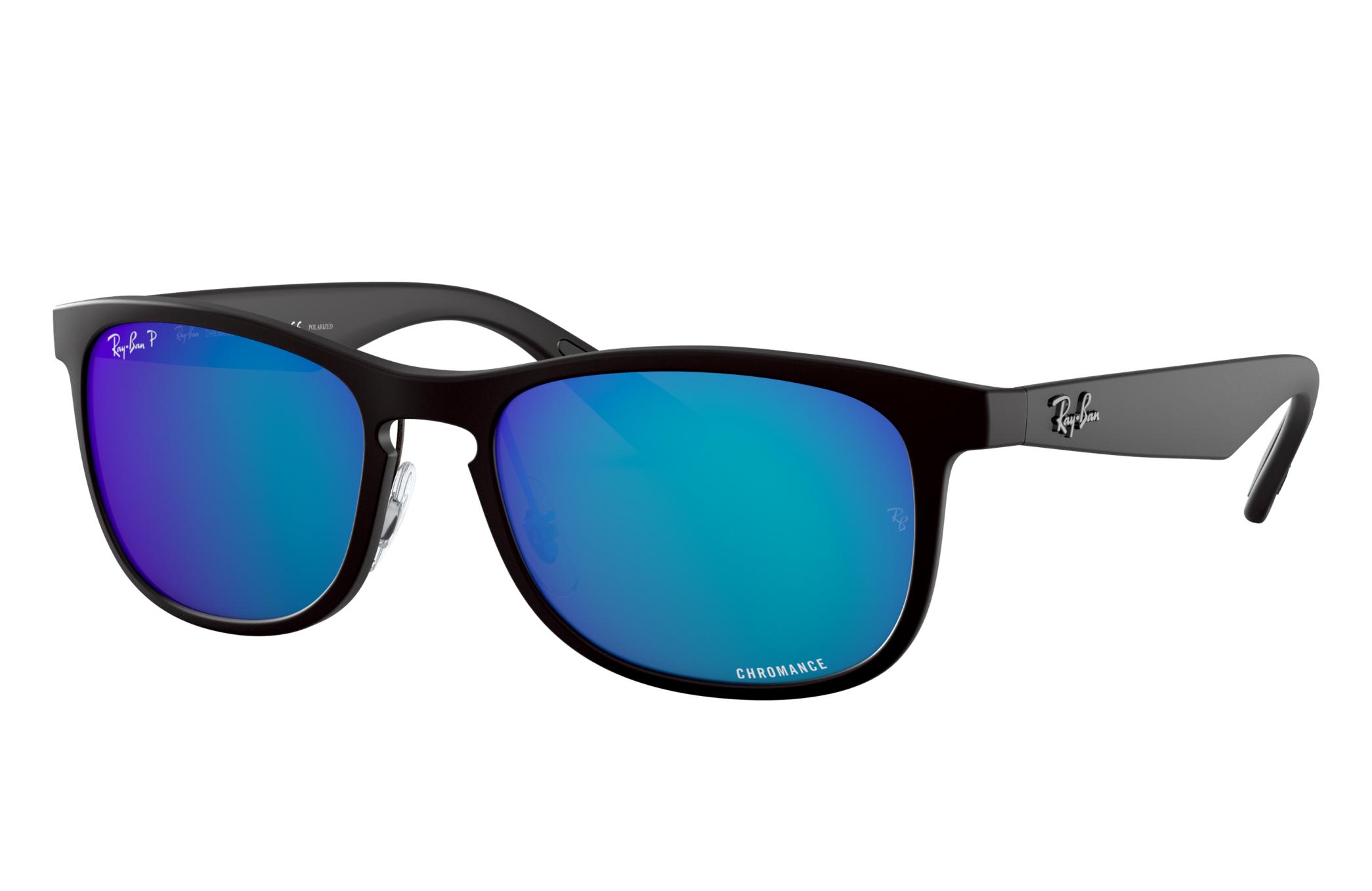 Ray-Ban Rb4263 Chromance Black, Polarized Blue Lenses - RB4263