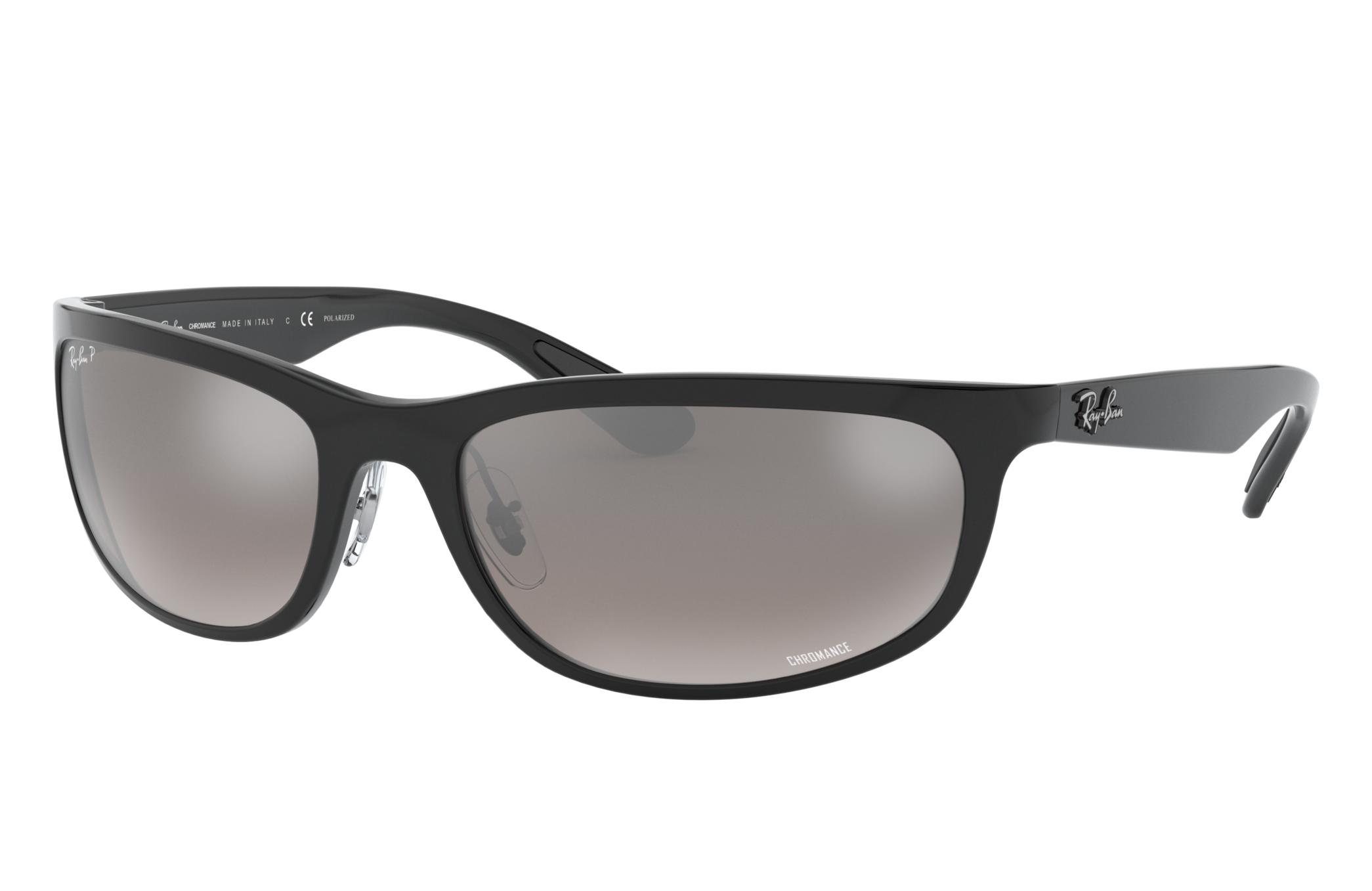 Ray-Ban Rb4265 Chromance Black, Polarized Gray Lenses - RB4265