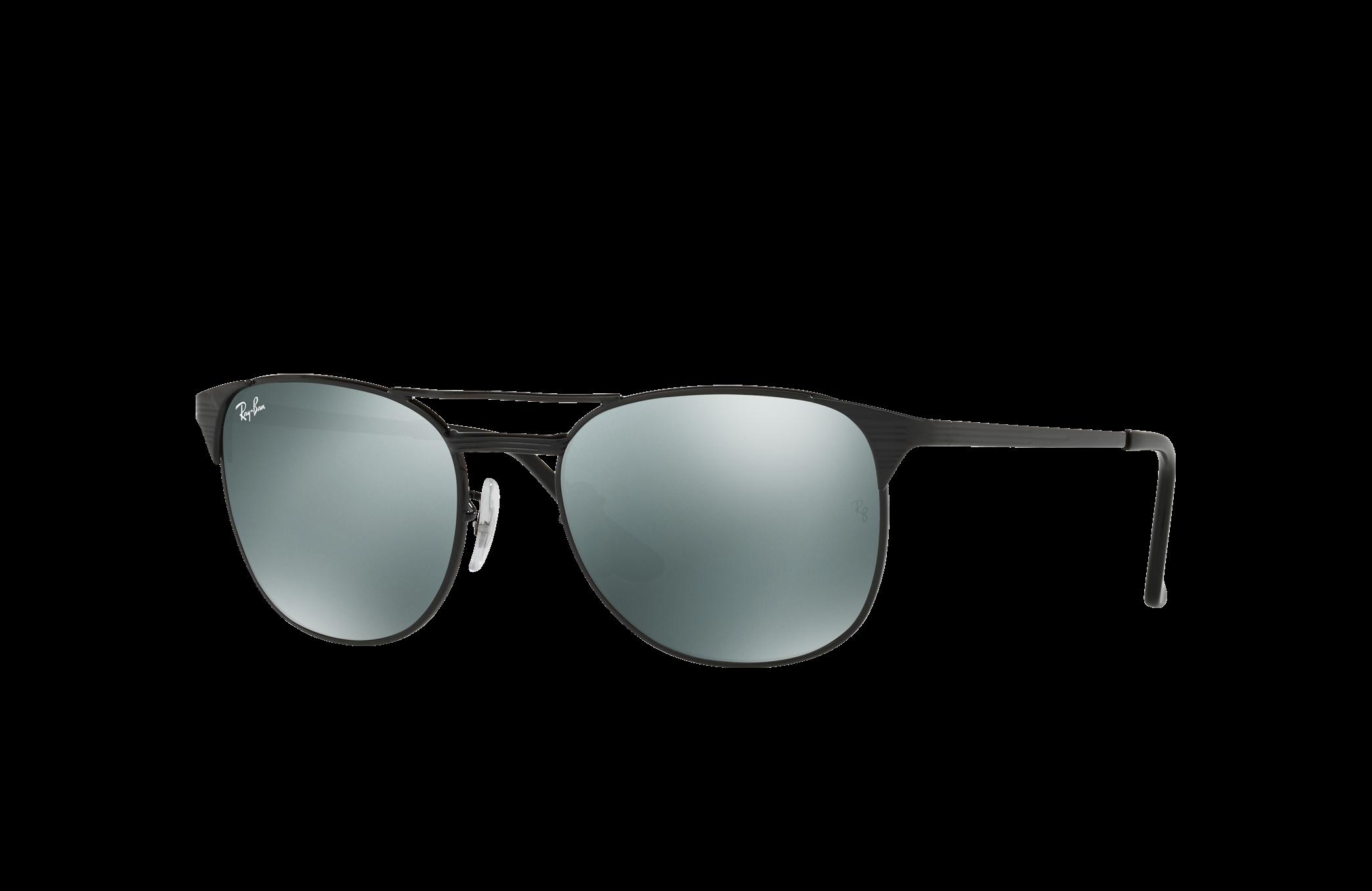 Ray-Ban Signet Black, Gray Lenses - RB3429M