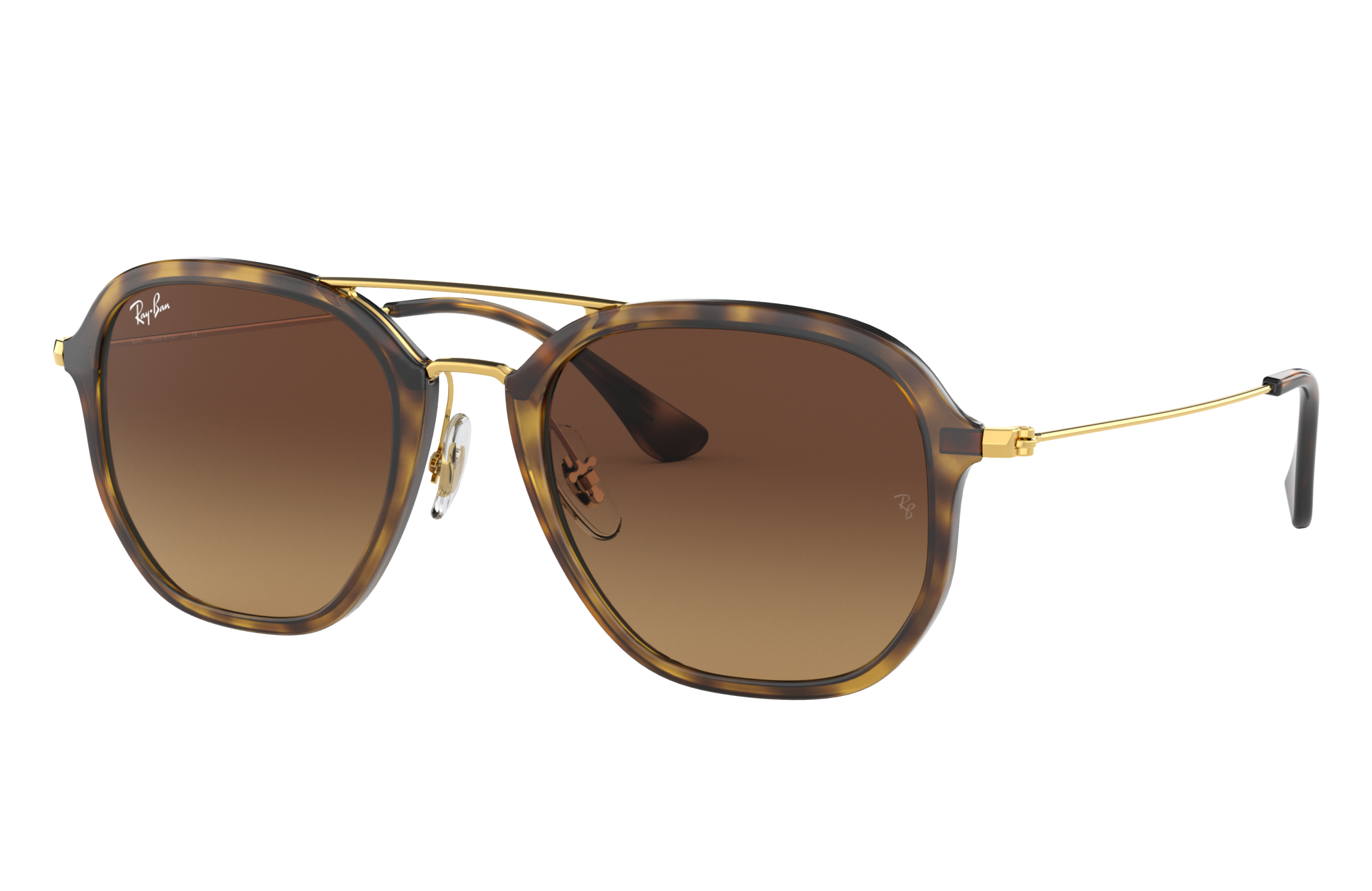 Ray-Ban Rb4273 Gold, Brown Lenses - RB4273