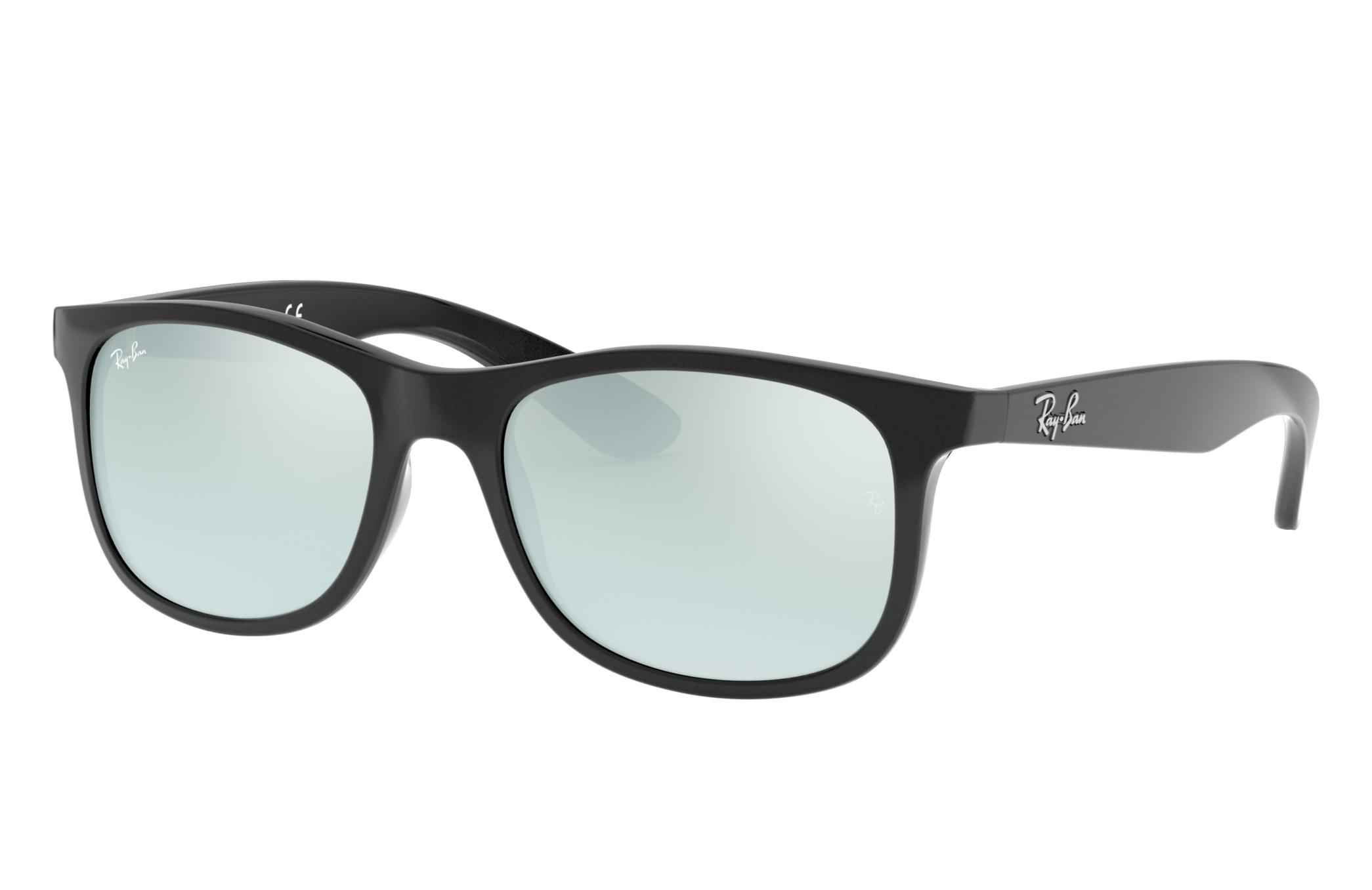 Ray-Ban Rj9062s Black, Gray Lenses - RJ9062S