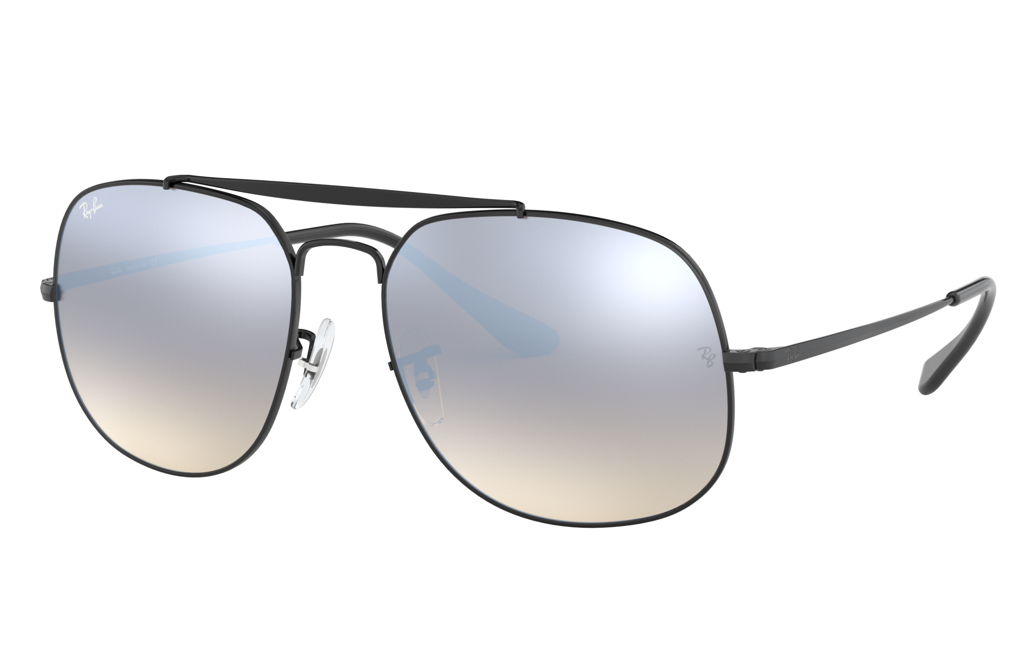 Ray-Ban General Black, Gray Lenses - RB3561