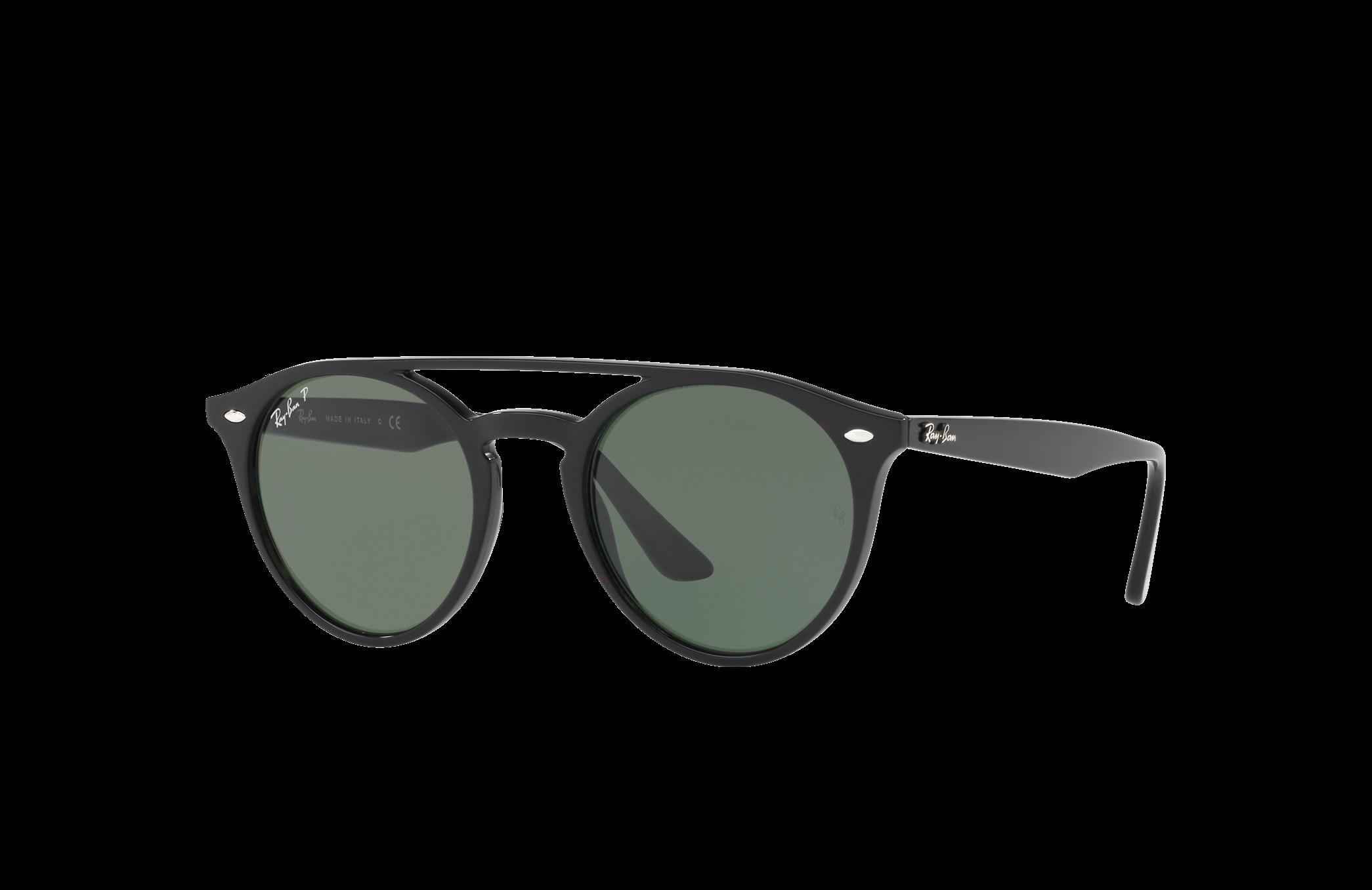 Ray-Ban Rb4279 Black, Polarized Green Lenses - RB4279