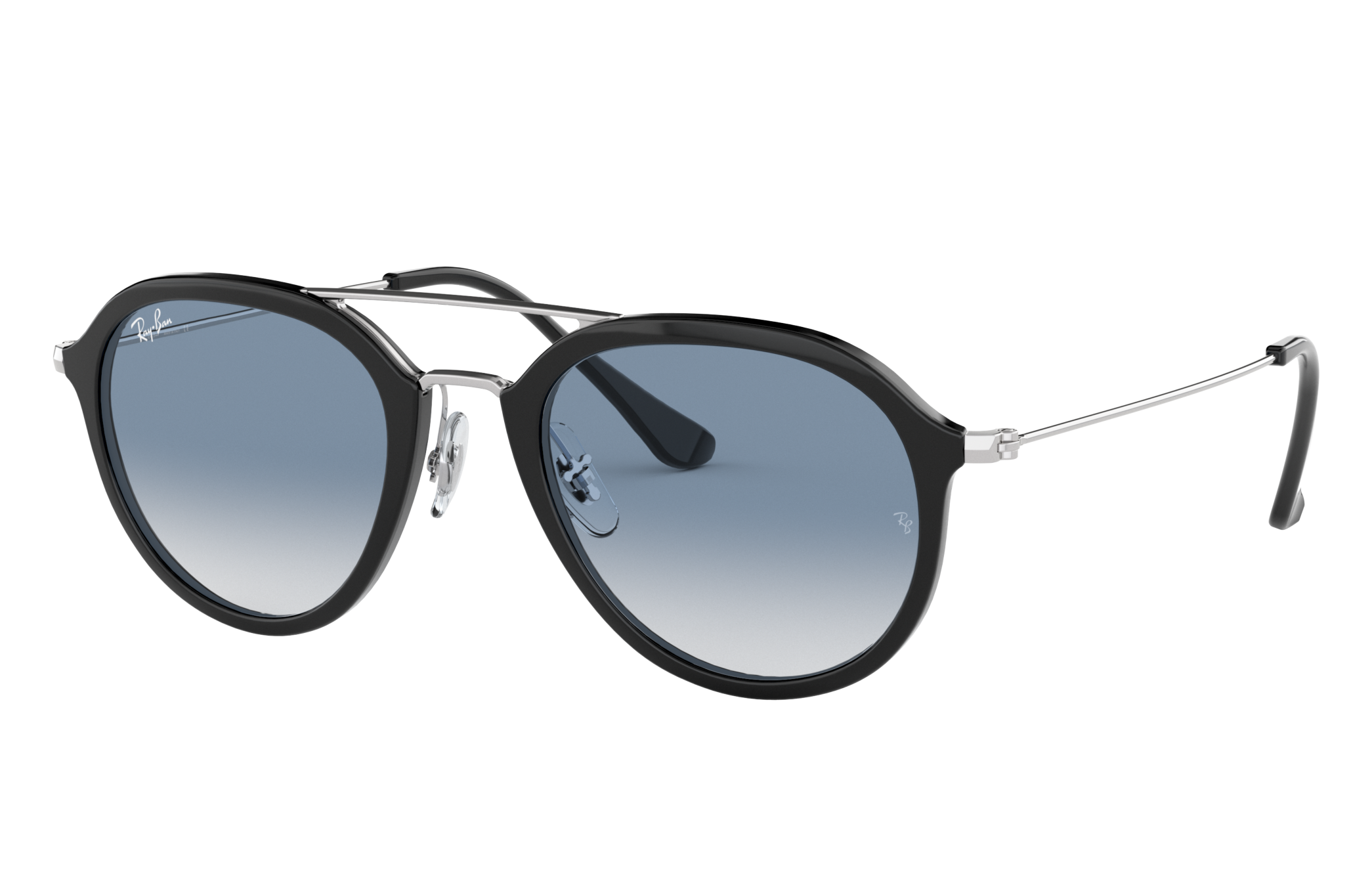 Ray-Ban Rb4253 Silver, Blue Lenses - RB4253