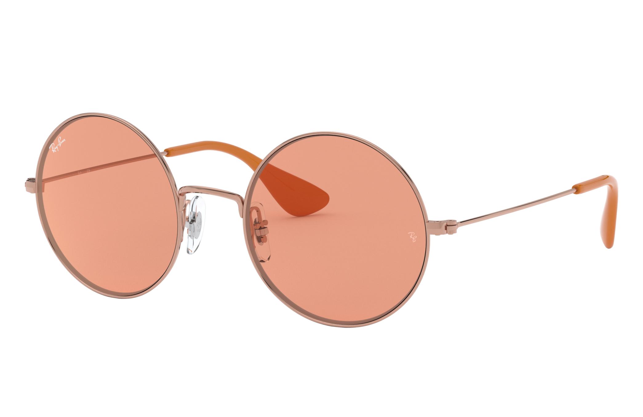 Ray-Ban Ja-jo Bronze-Copper, Orange Lenses - RB3592