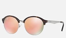 Ray-Ban RB3564D 041/2Y 54-18 RB3564D【アジアエリア限定】 トータス Aviator