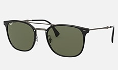 Ray-Ban RB4286 601/9A 55-21 RB4286 ブラック Active