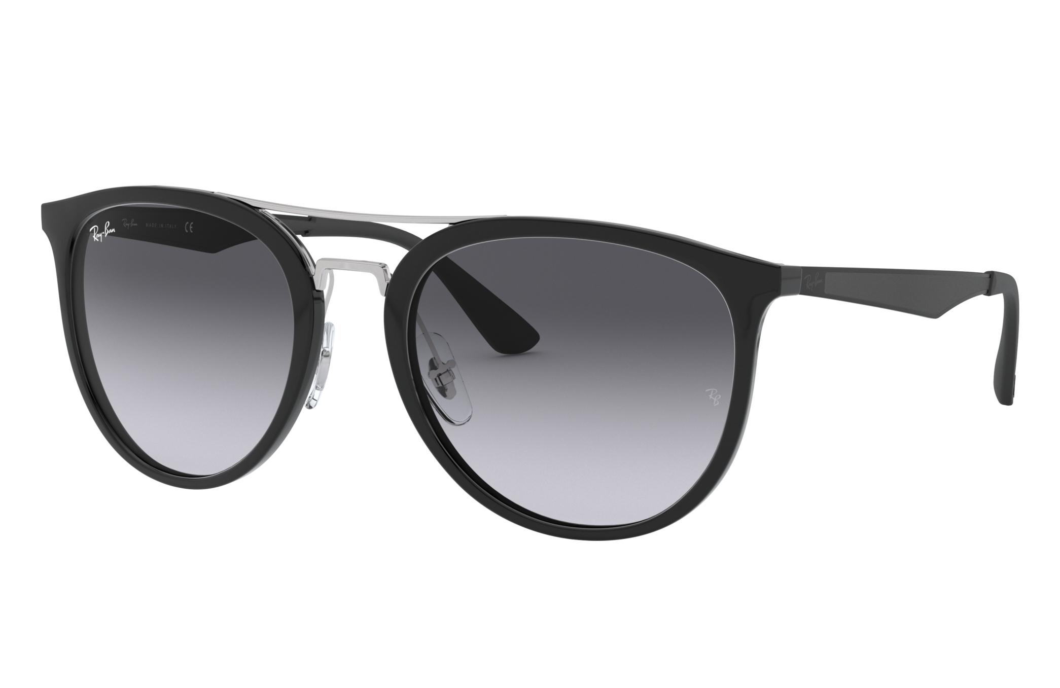 Ray-Ban Rb4285 Black, Gray Lenses - RB4285