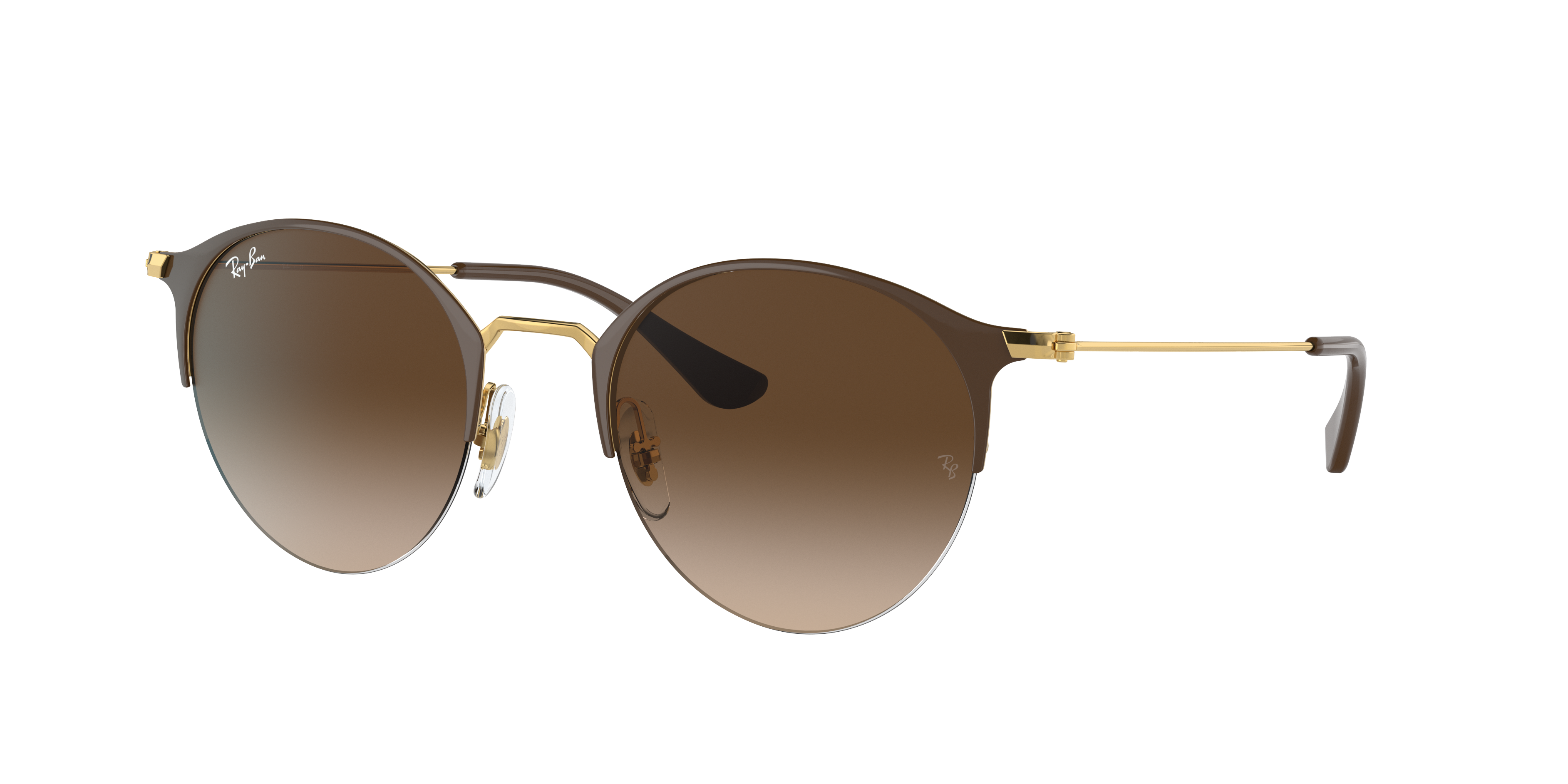 Ray-Ban Rb3578 Gold, Brown Lenses - RB3578