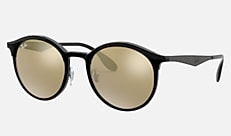 Ray-Ban RB4277F 601/5A 53-20 EMMA(JPフィット) ブラック Highstreet