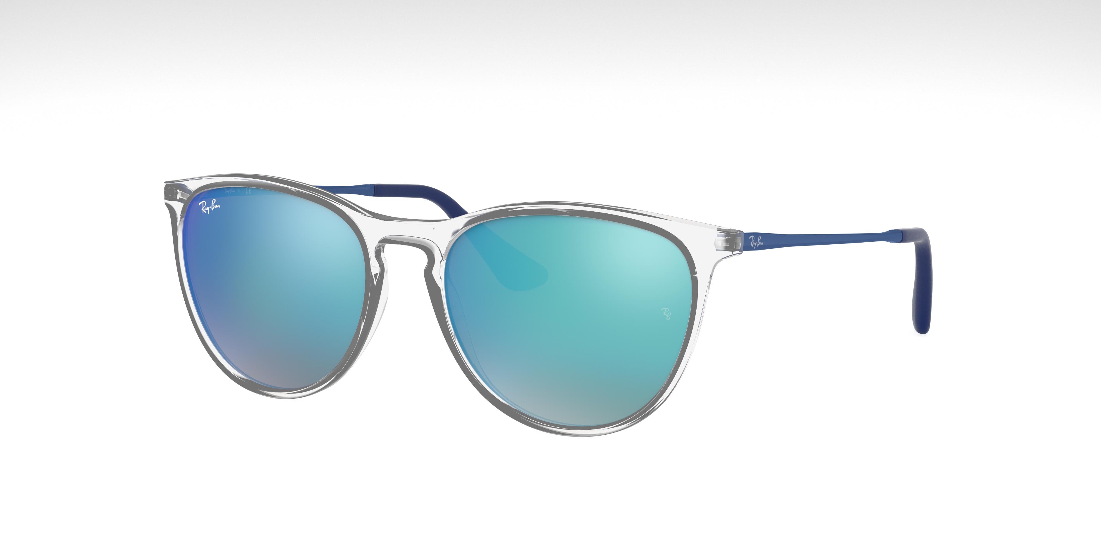 Ray-Ban Izzy Blue, Blue Lenses - RJ9060S