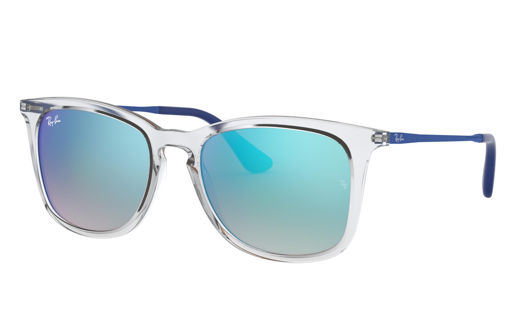 Ray-Ban Rj9063s Blue, Blue Lenses - RJ9063S