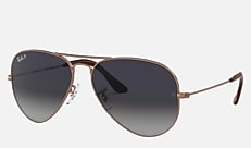 Ray-Ban RB3025 903578 58-14 AVIATOR @Collection【オンライン限定】 ブロンズコパー Icons