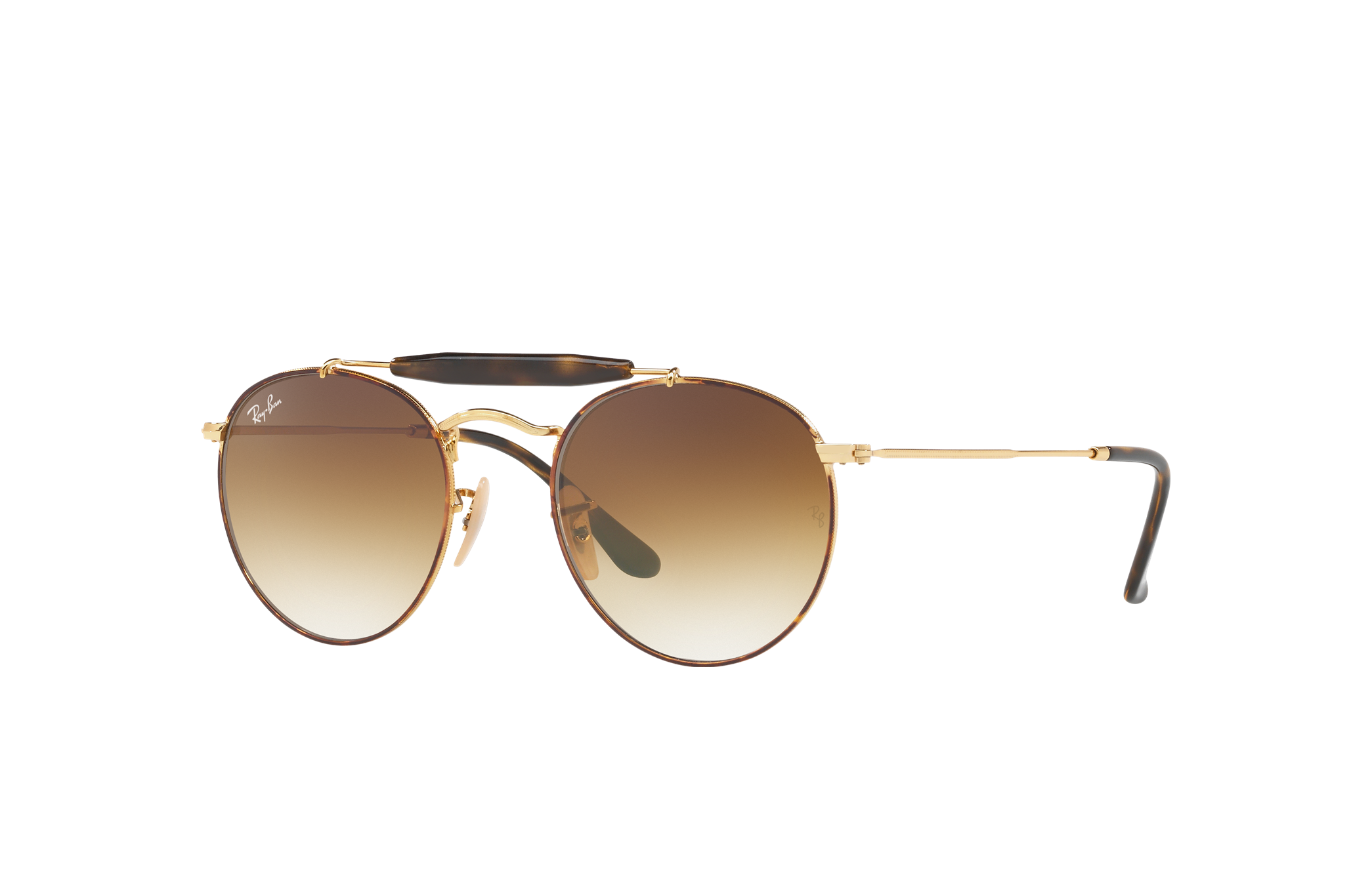 Ray-Ban Rb3747 Gold, Brown Lenses - RB3747