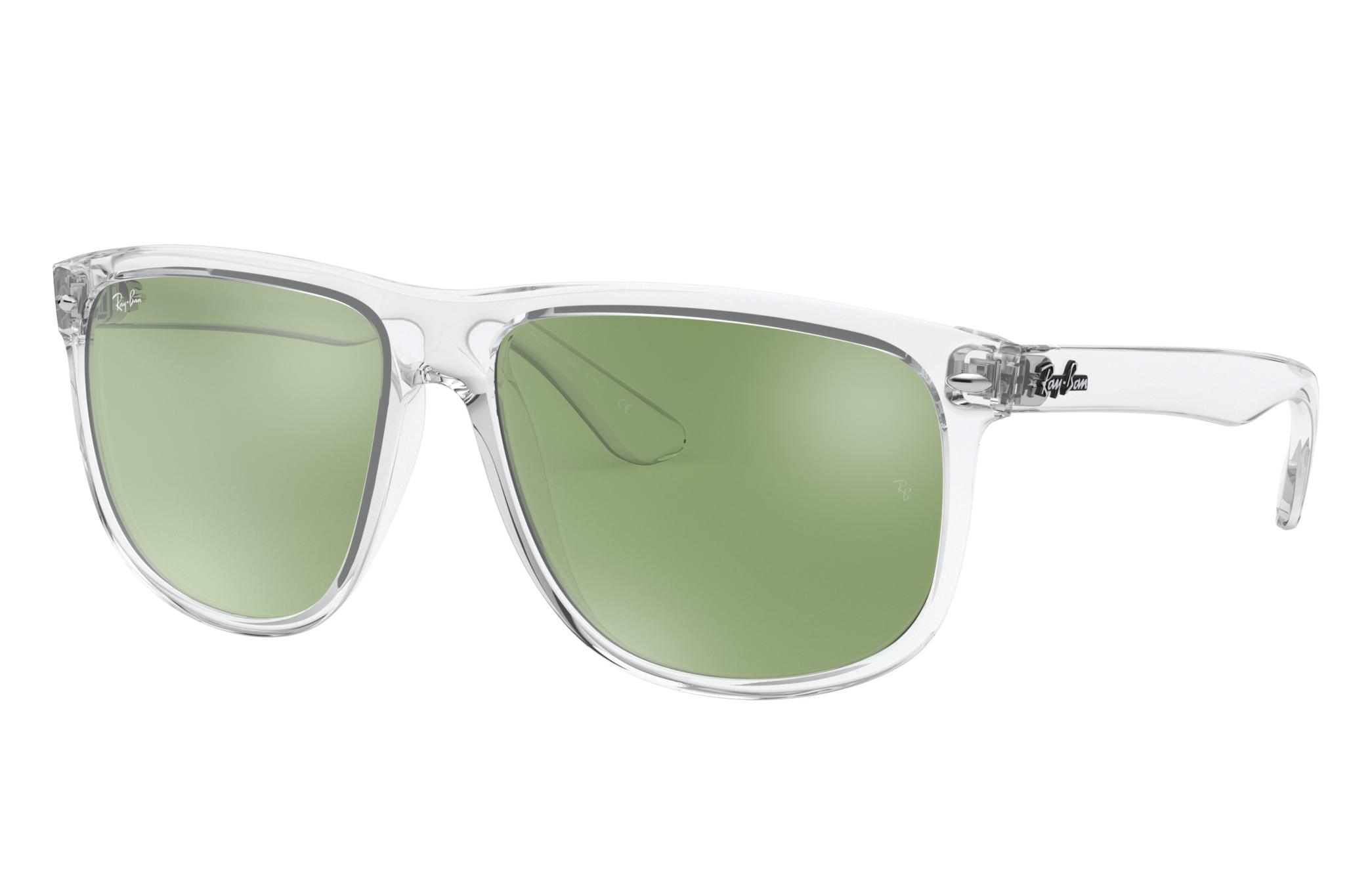 Ray-Ban Rb4147 Transparent, Green Lenses - RB4147