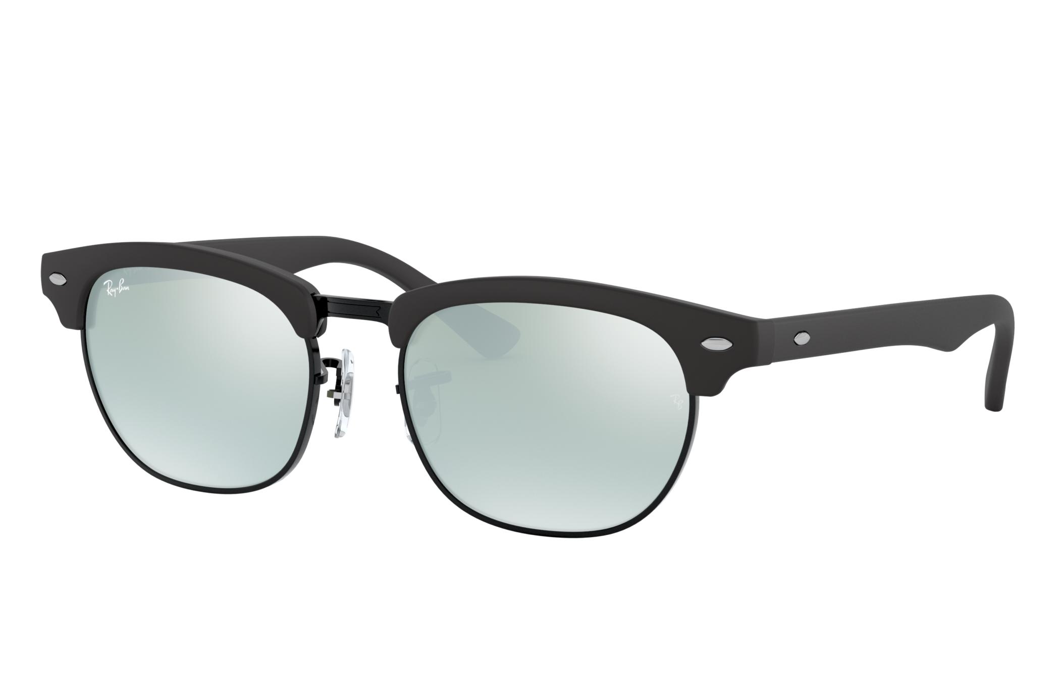 Ray-Ban Clubmaster Junior Black, Gray Lenses - RJ9050S