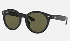Ray-Ban RB4261D 601/9A 55-21 RB4261D 【アジアエリア限定】 ブラック 新作サングラス