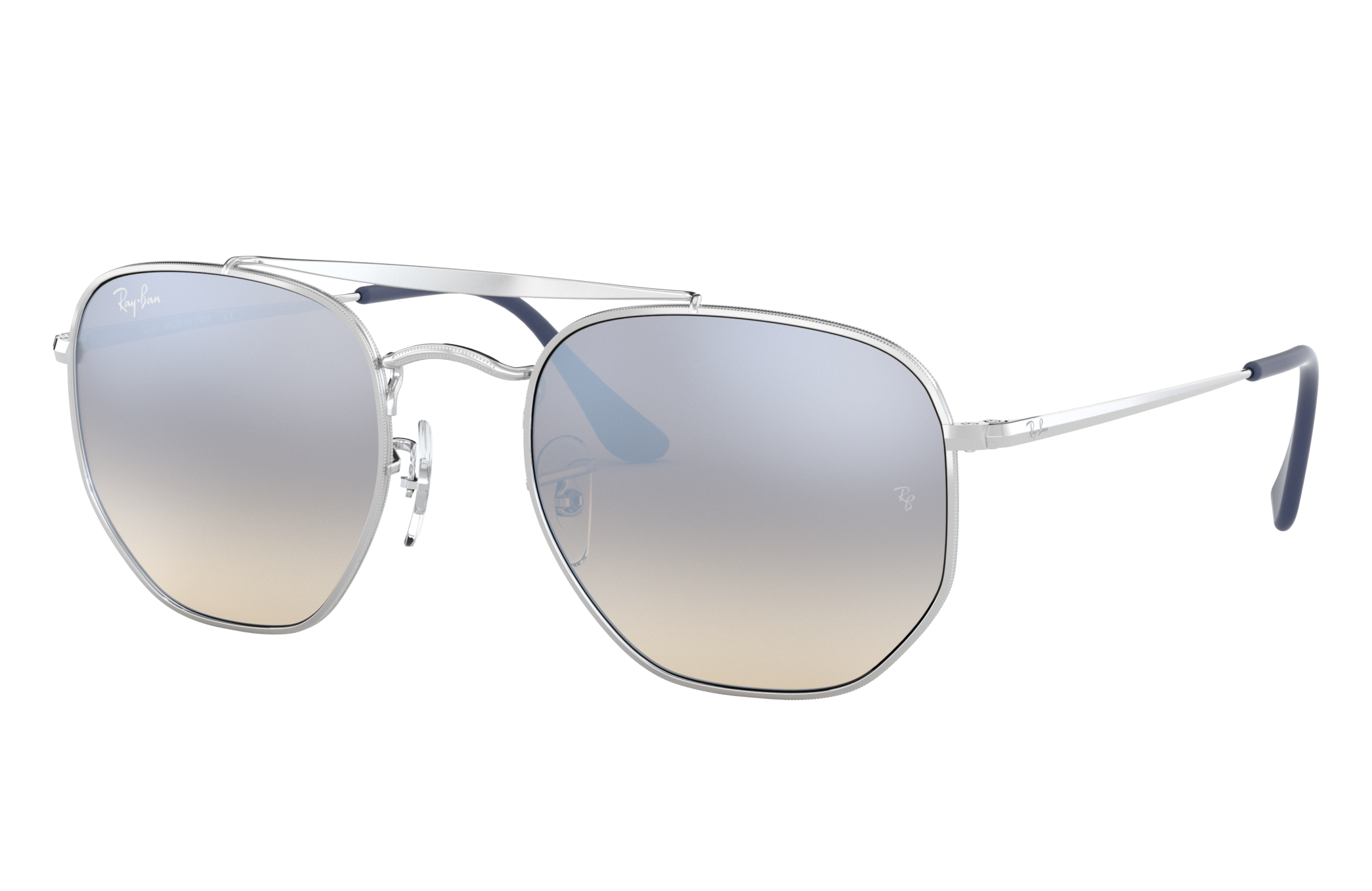 Ray-Ban Marshal Silver, Gray Lenses - RB3648