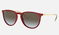 Ray-Ban RB4171 63472W 54-18 ERIKA @Collection【オンライン限定】 ライト 新作サングラス
