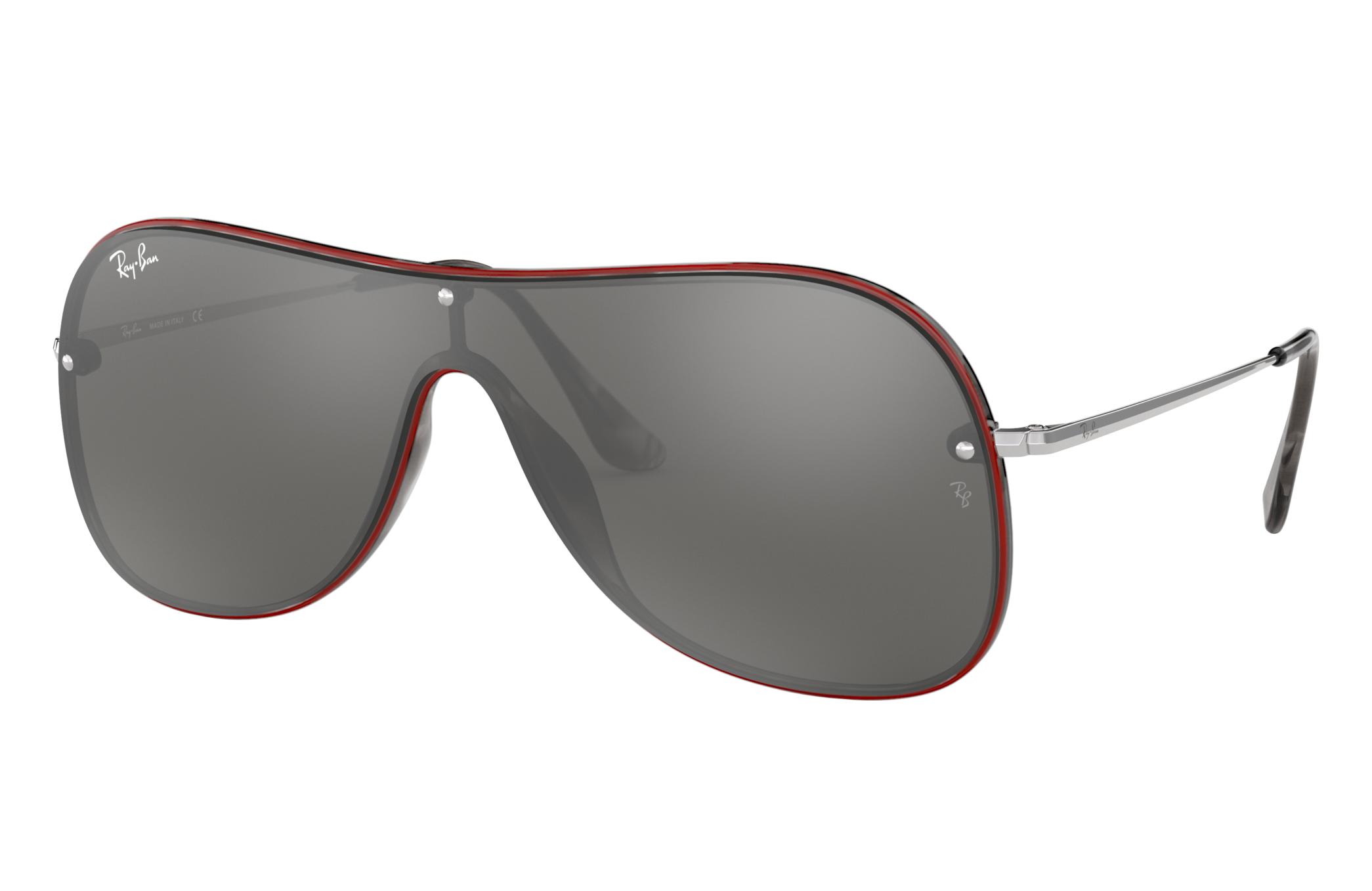 Ray-Ban Rb4311n Silver, Gray Lenses - RB4311N