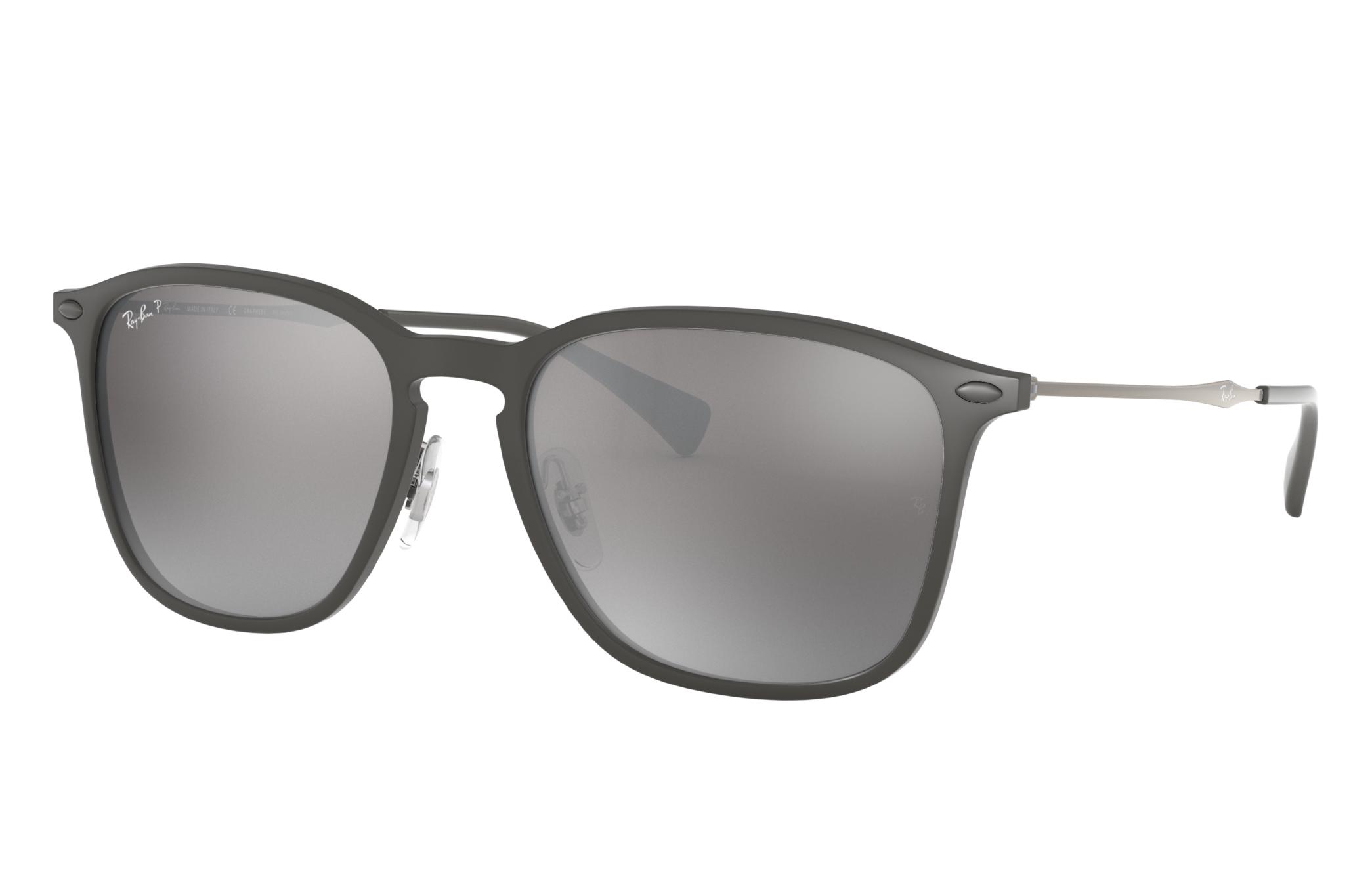 Ray-Ban Rb8353 Gunmetal, Polarized Gray Lenses - RB8353