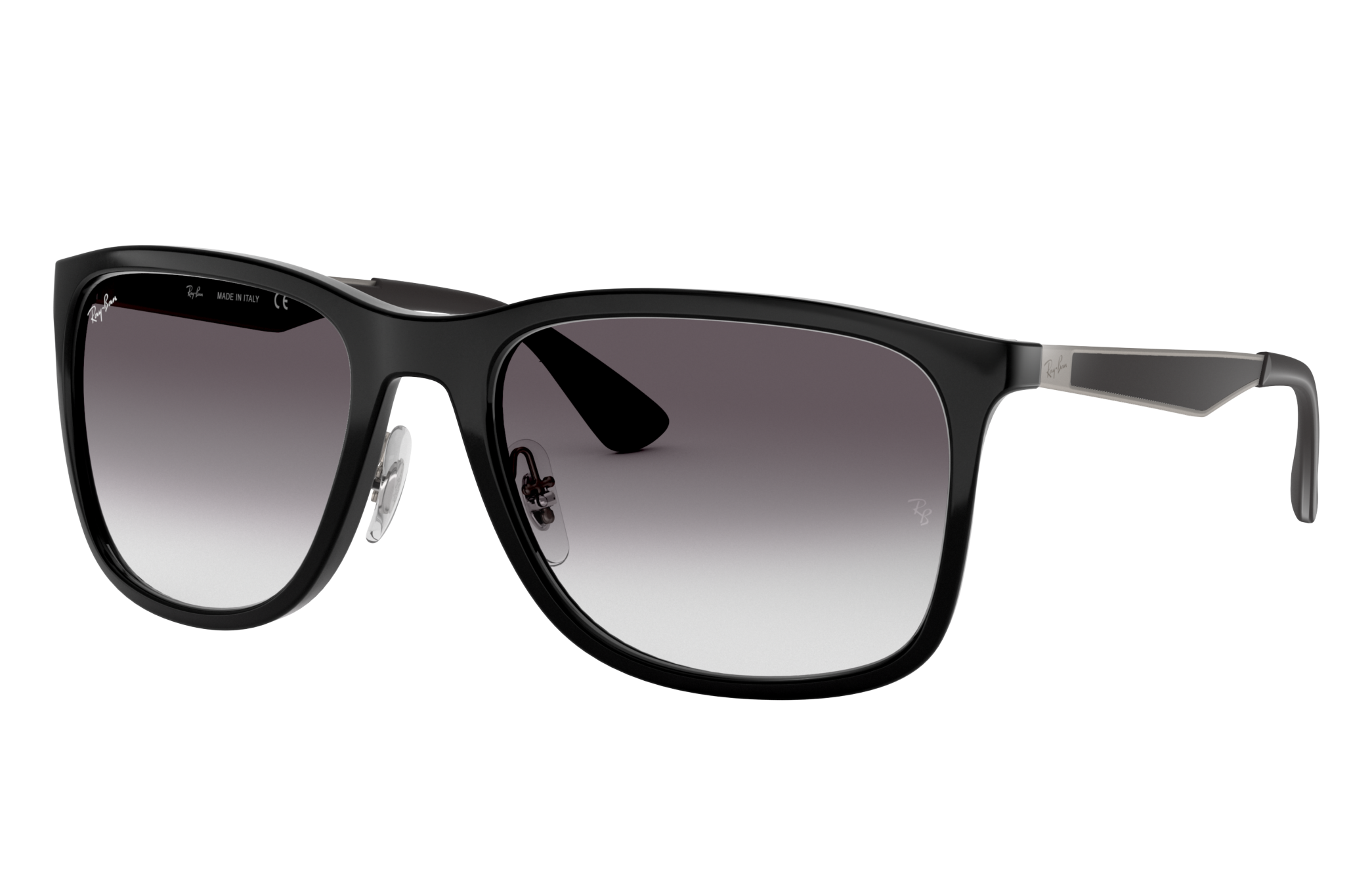Ray-Ban Rb4313 Gunmetal, Gray Lenses - RB4313