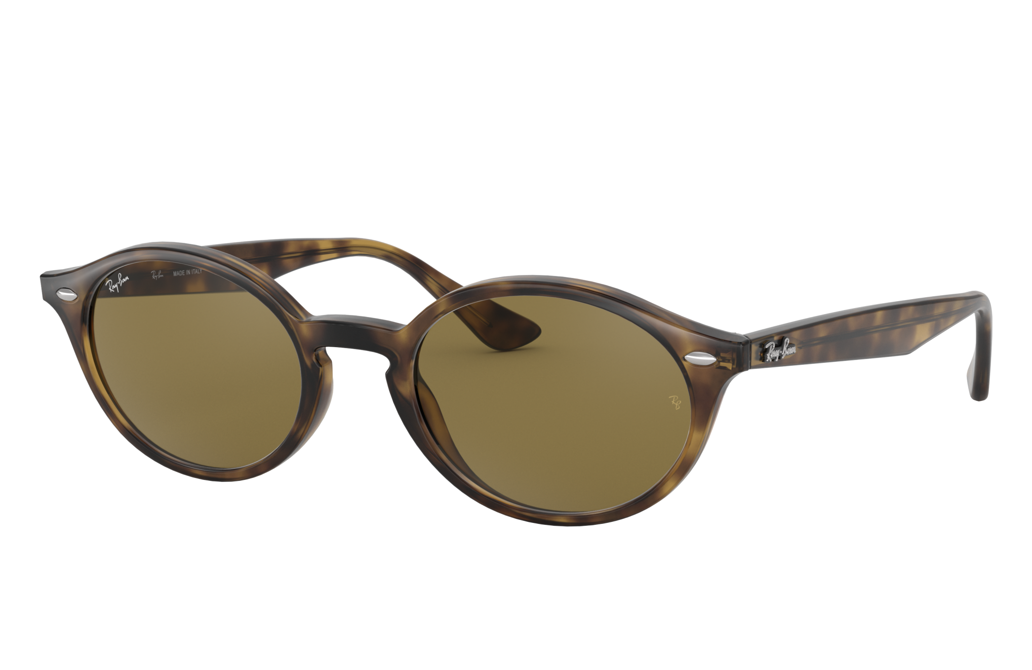 Ray-Ban Rb4315 Tortoise, Brown Lenses - RB4315