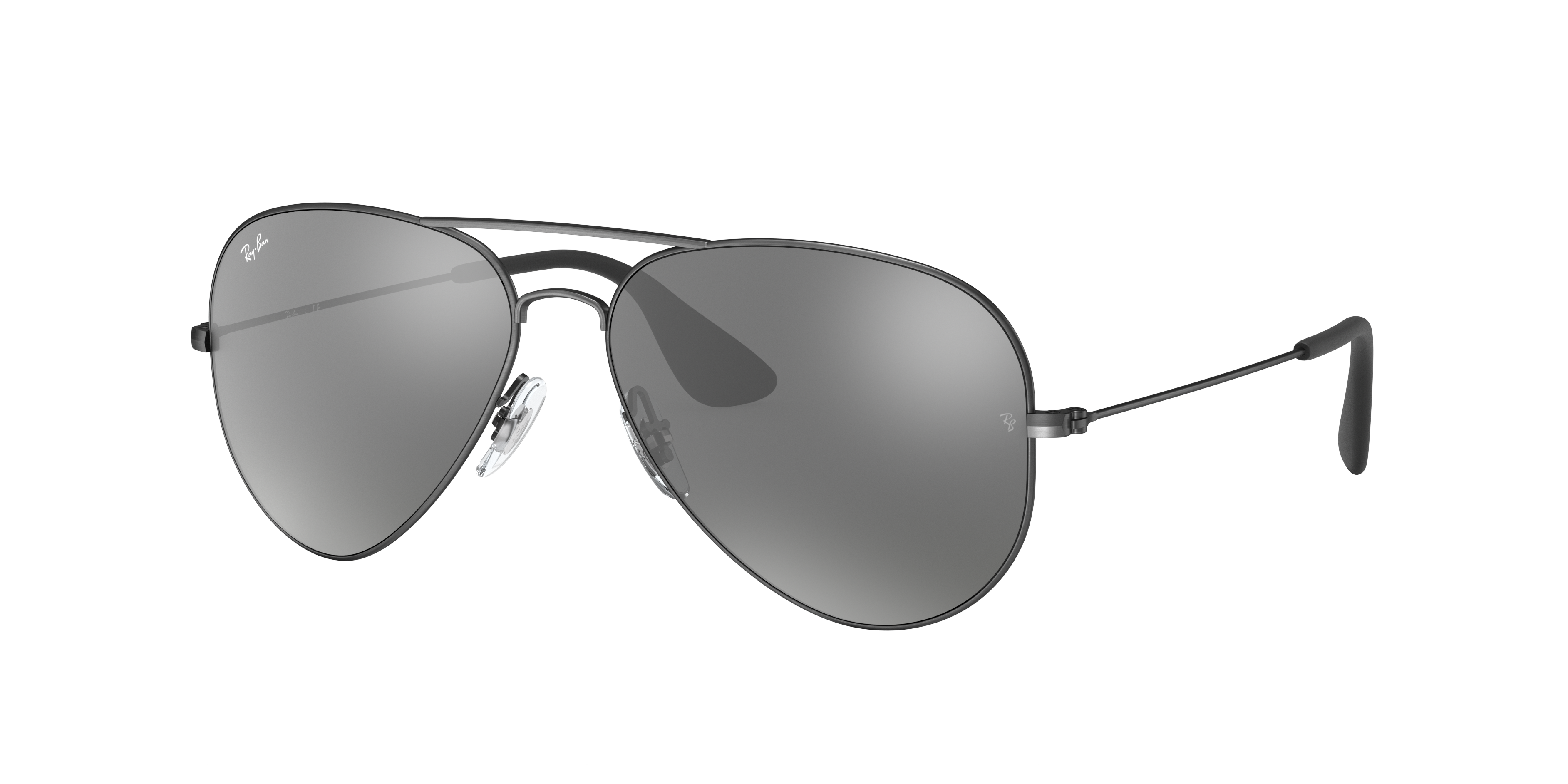 Ray-Ban Rb3558 Black, Gray Lenses - RB3558