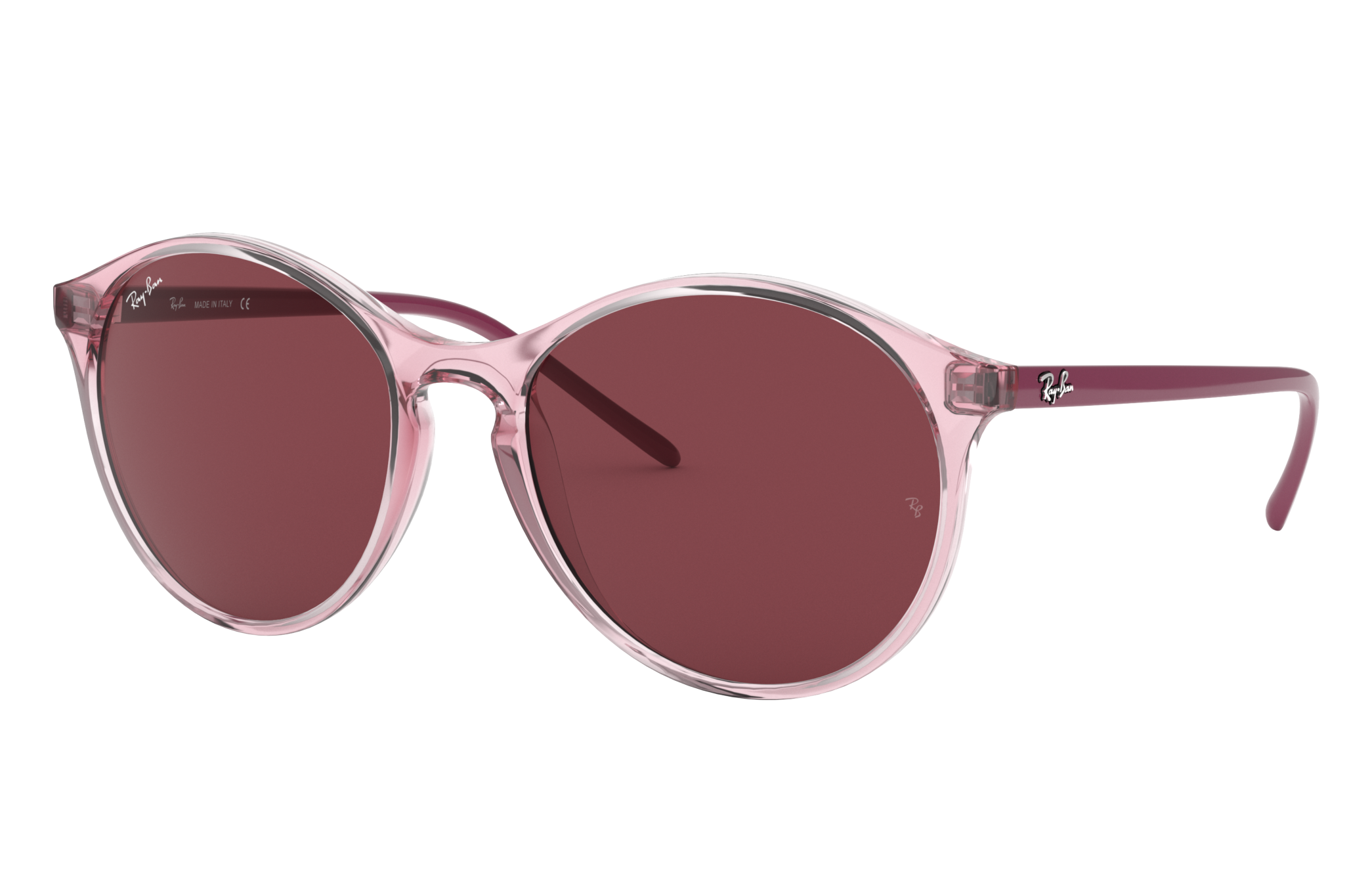 Ray-Ban Rb4371 Pink, Violet Lenses - RB4371