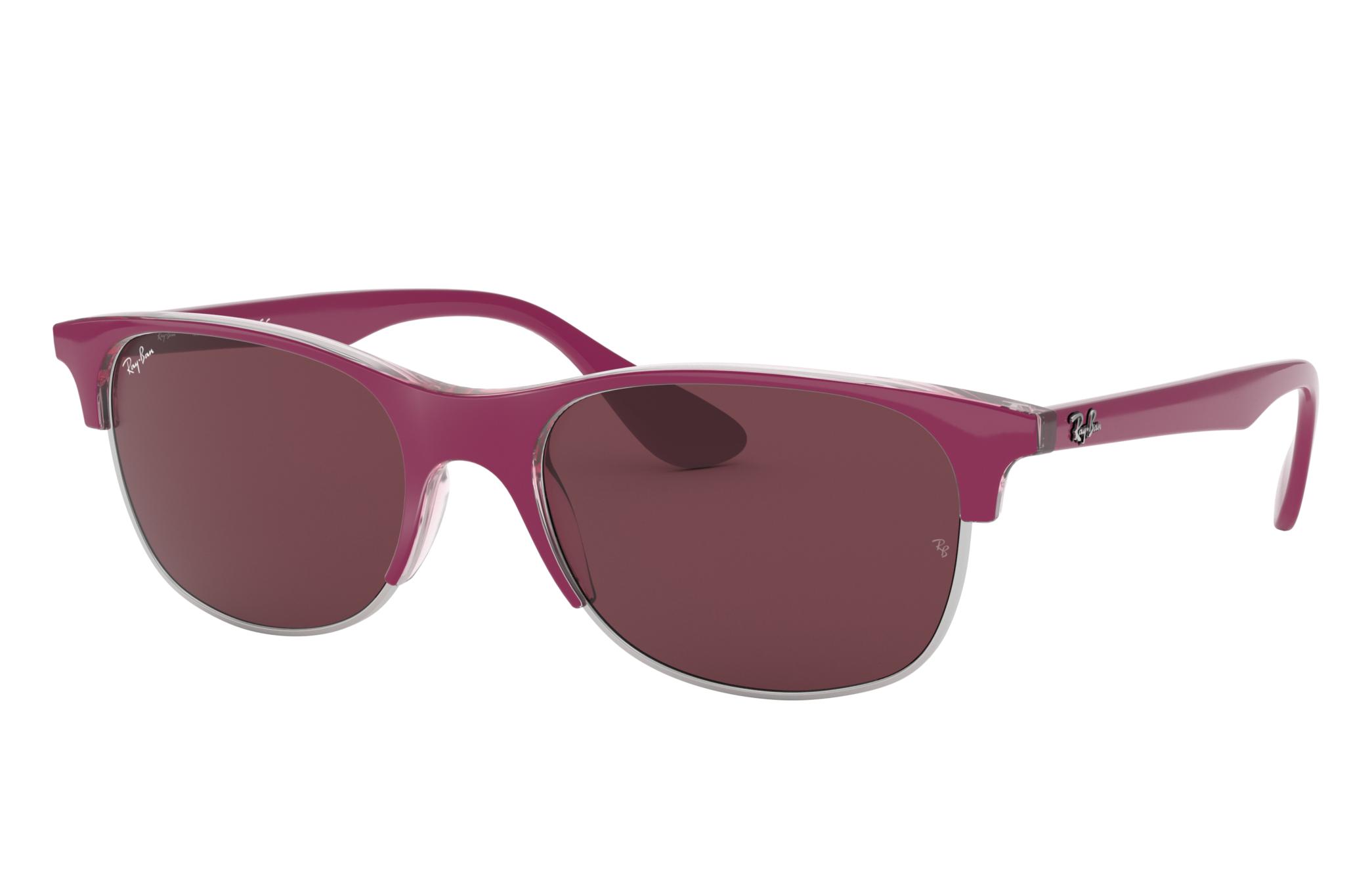 Ray-Ban Rb4319 Pink, Violet Lenses - RB4319