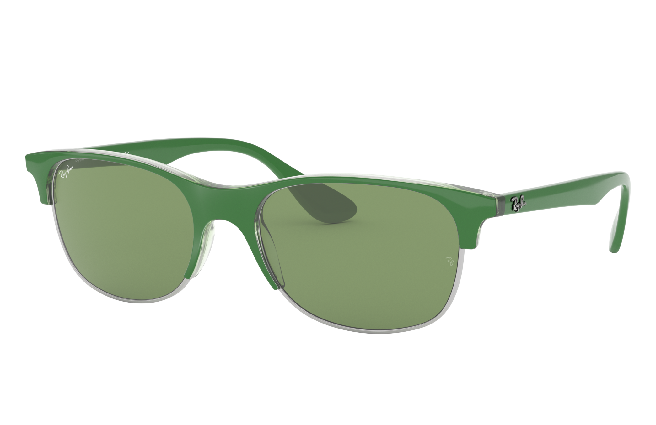 Ray-Ban Rb4319 Green, Green Lenses - RB4319