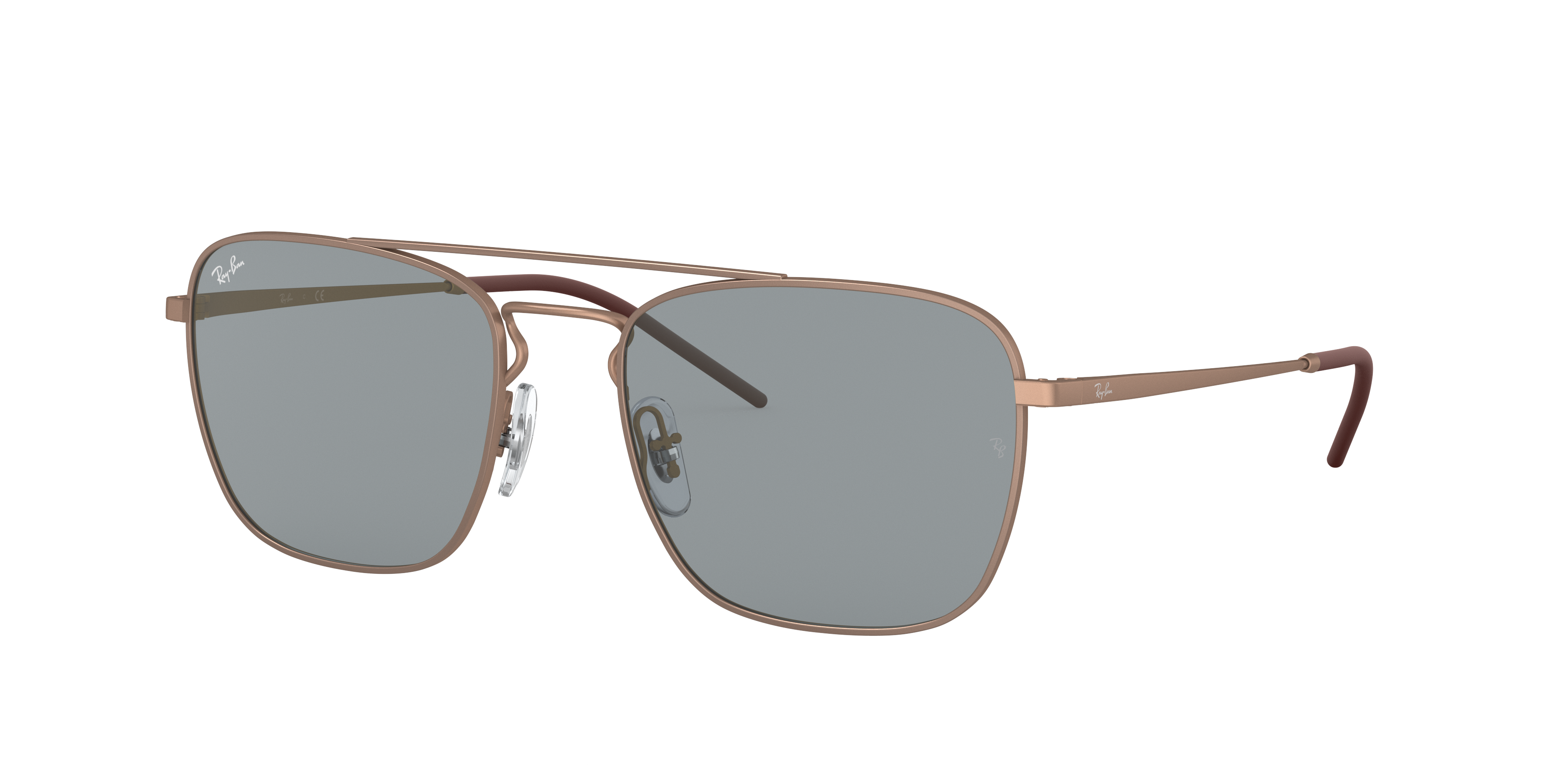 Ray-Ban Rb3588 Bronze-Copper, Grey Lenses - RB3588