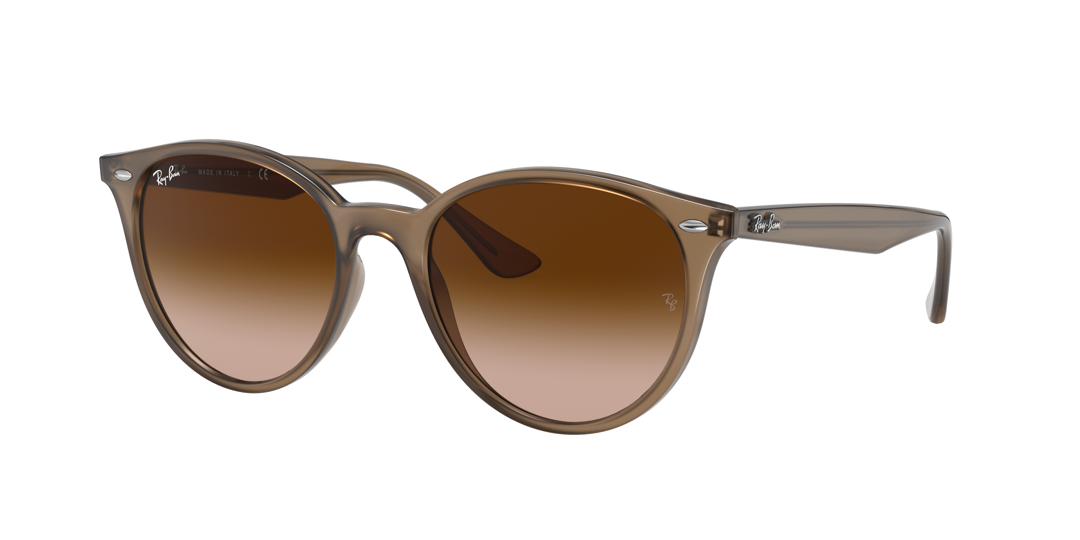 Ray-Ban Rb4305 Beige, Brown Lenses - RB4305