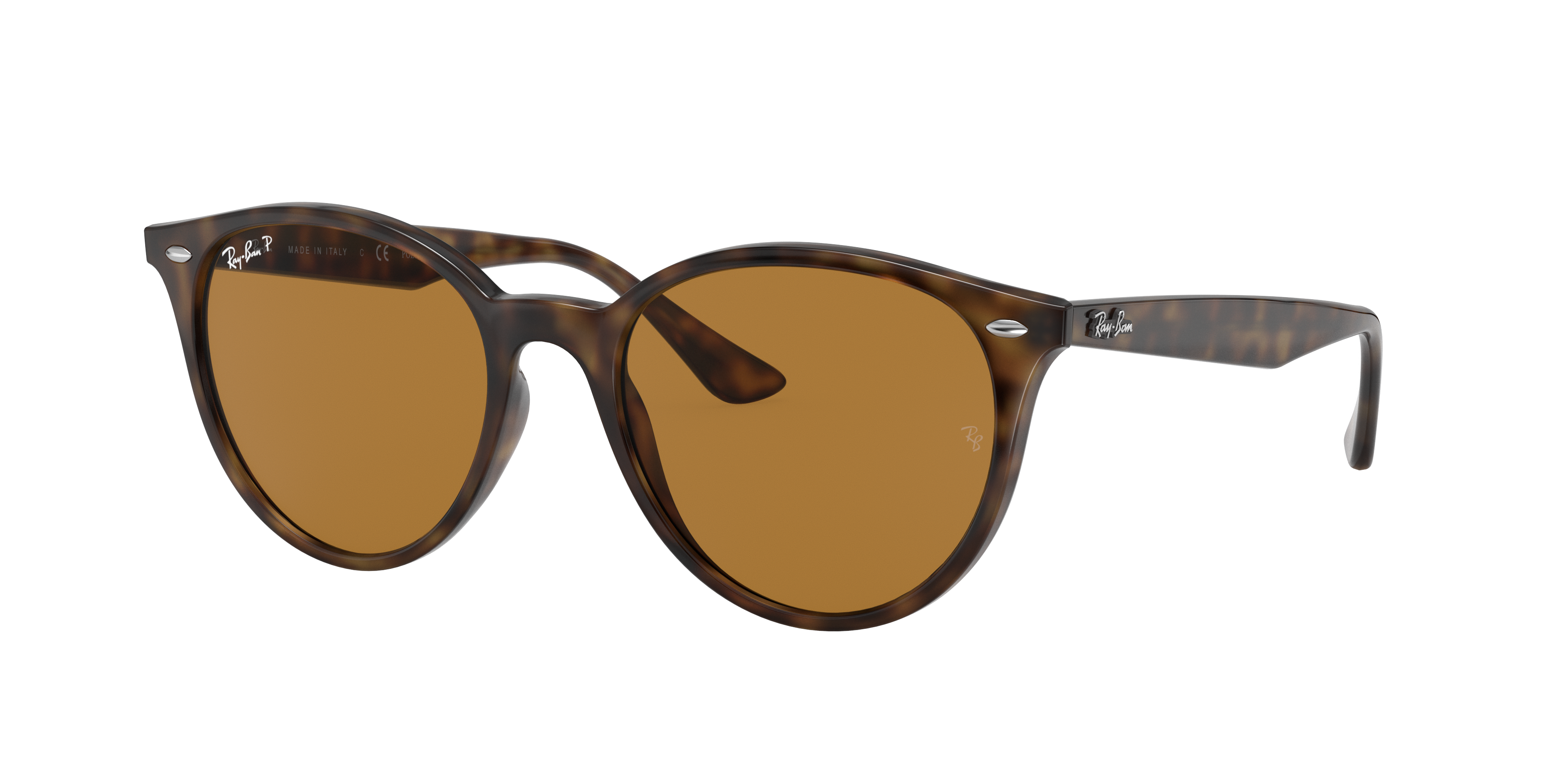 Ray-Ban Rb4305 Tortoise, Polarized Brown Lenses - RB4305