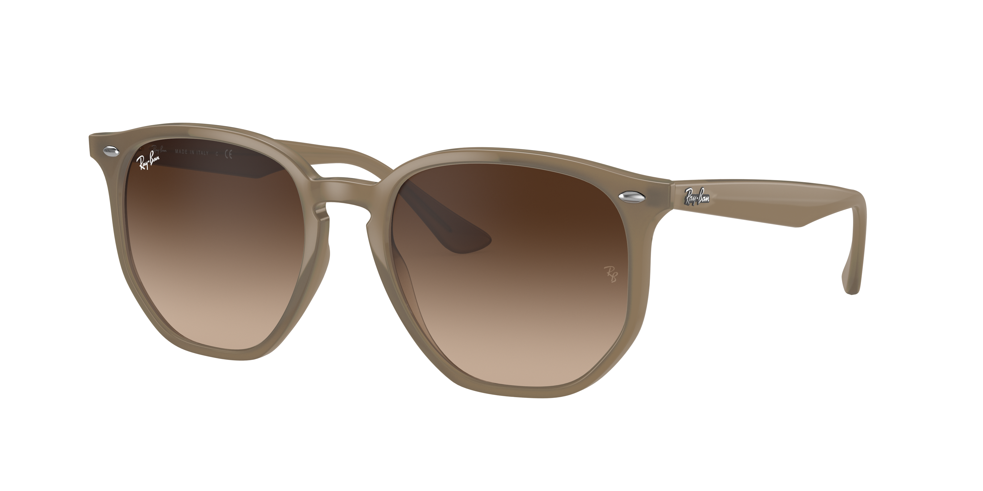 Ray-Ban Rb4306 Beige, Brown Lenses - RB4306