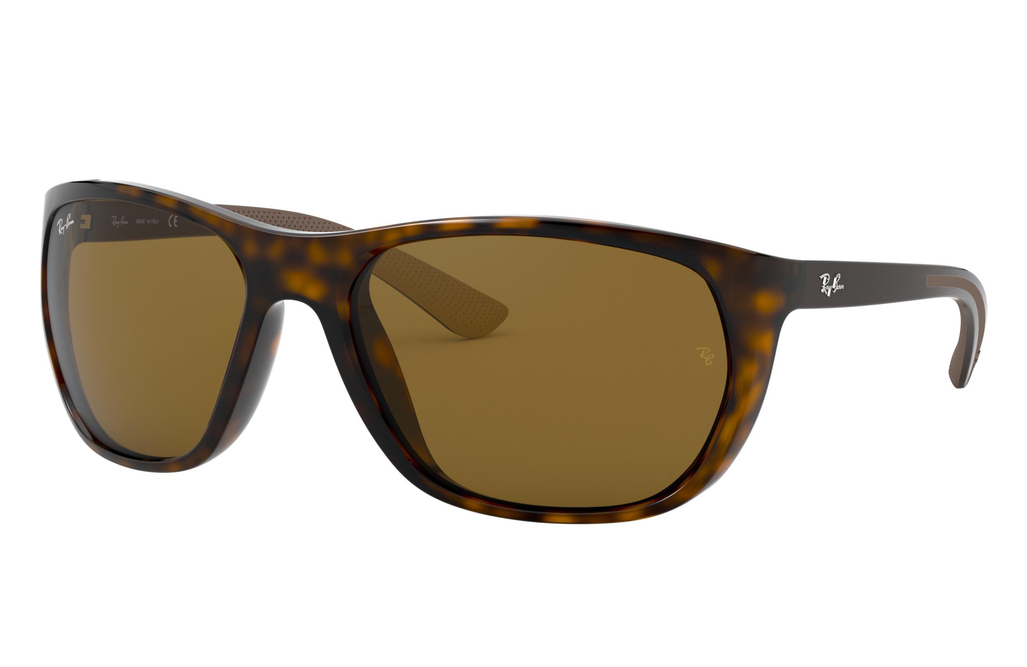 Ray-Ban Rb4307 Brown, Brown Lenses - RB4307