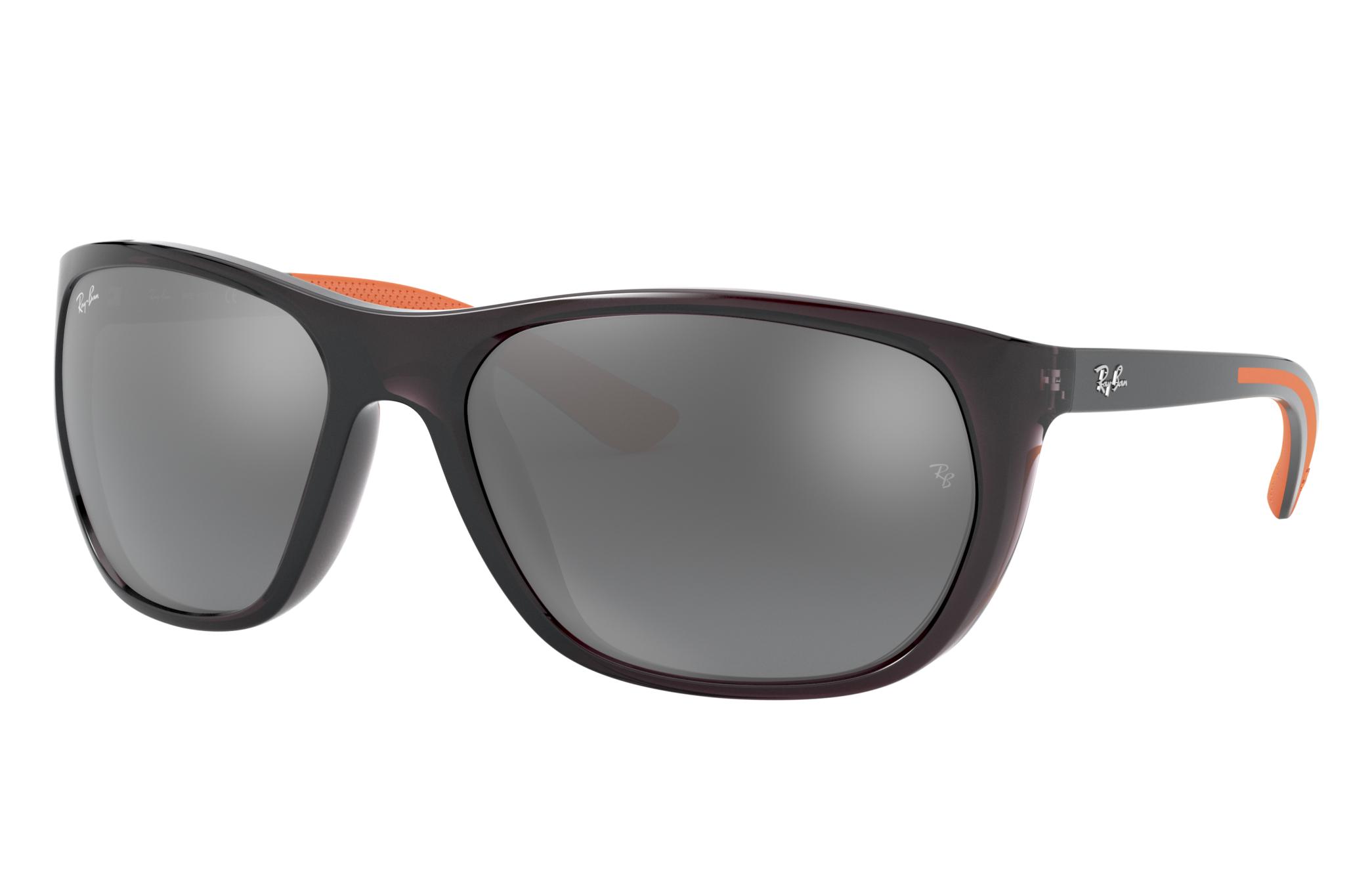 Ray-Ban Rb4307 Grey, Gray Lenses - RB4307