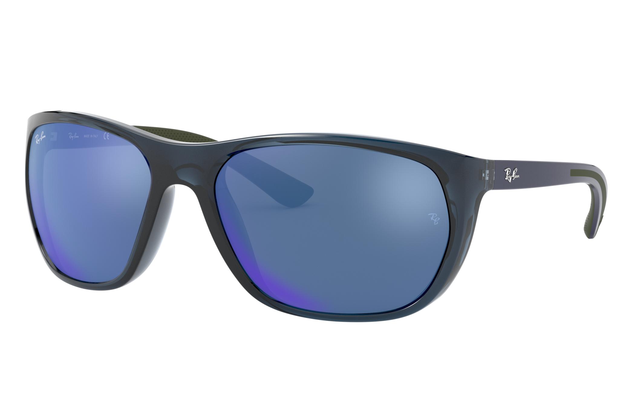 Ray-Ban Rb4307 Blue, Blue Lenses - RB4307