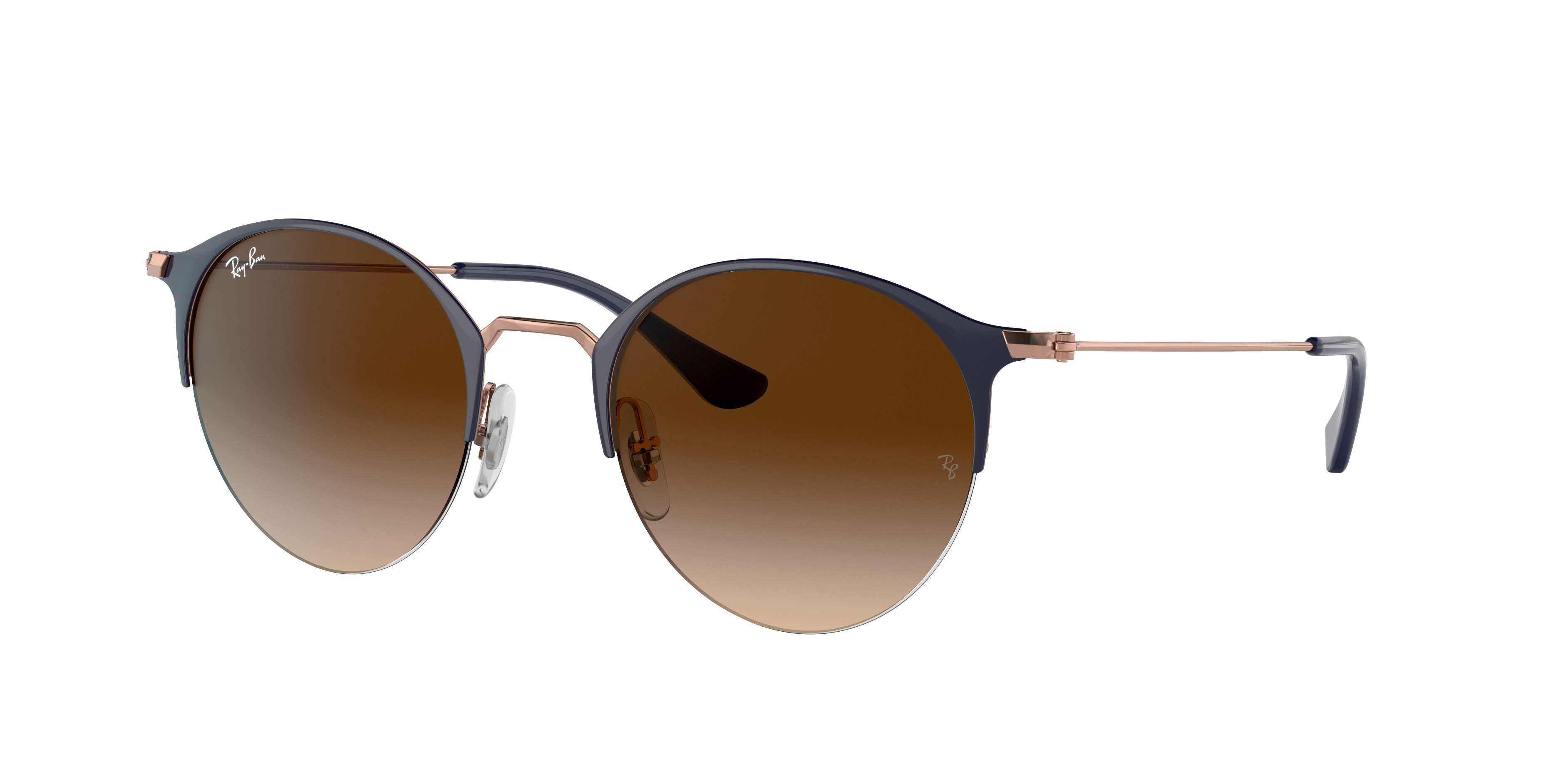Ray-Ban Rb3578 Bronze-Copper, Brown Lenses - RB3578