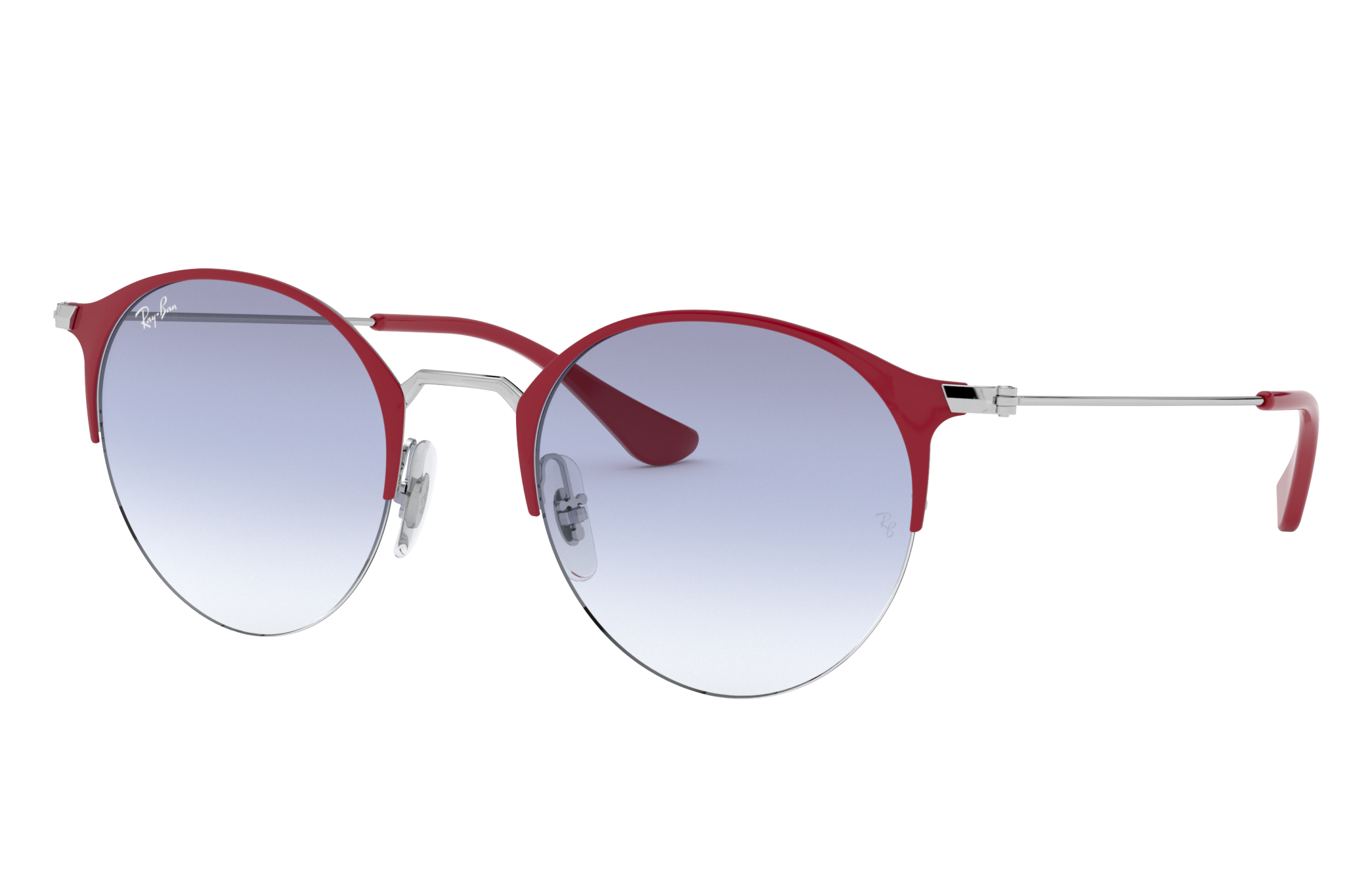 Ray-Ban Rb3578 Silver, Blue Lenses - RB3578