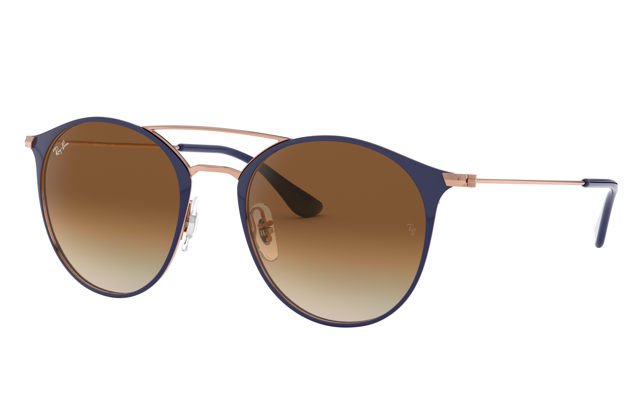 Ray-Ban Rb3546 Bronze-Copper, Brown Lenses - RB3546